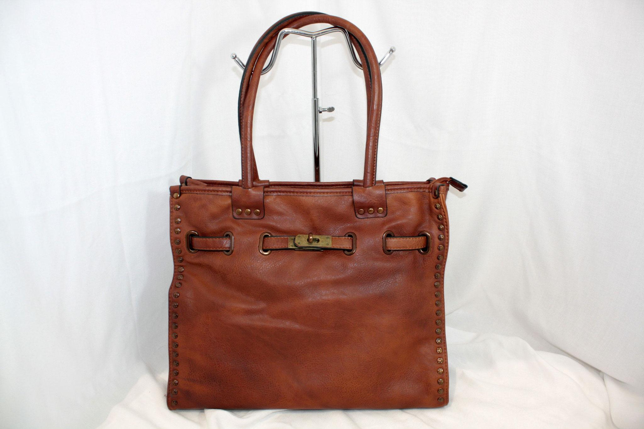 Tasche 123-T-046  braun
