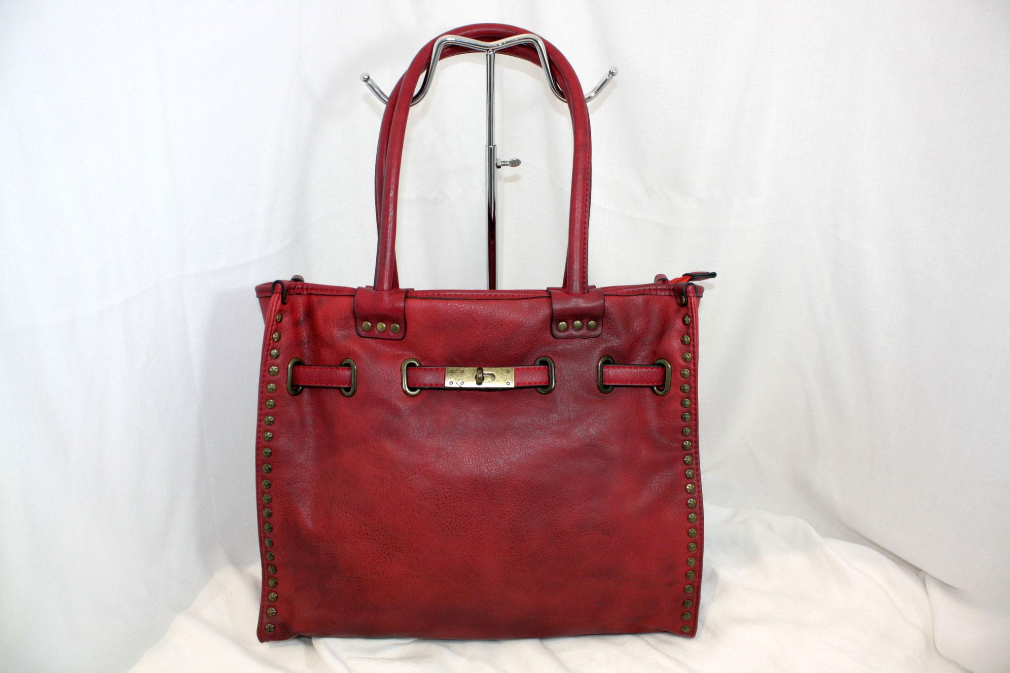 Tasche 123-T-046  rot