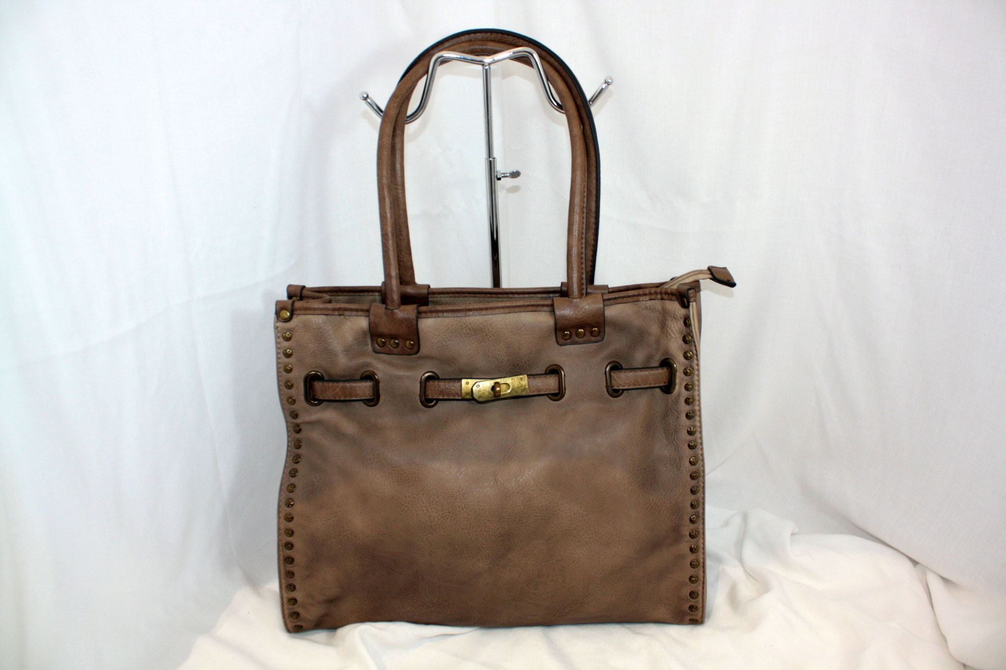 Tasche 123-T-046  taupe