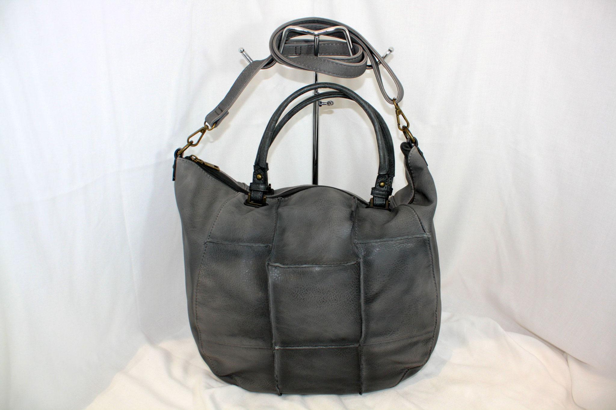 Tasche 123-T-047 grau