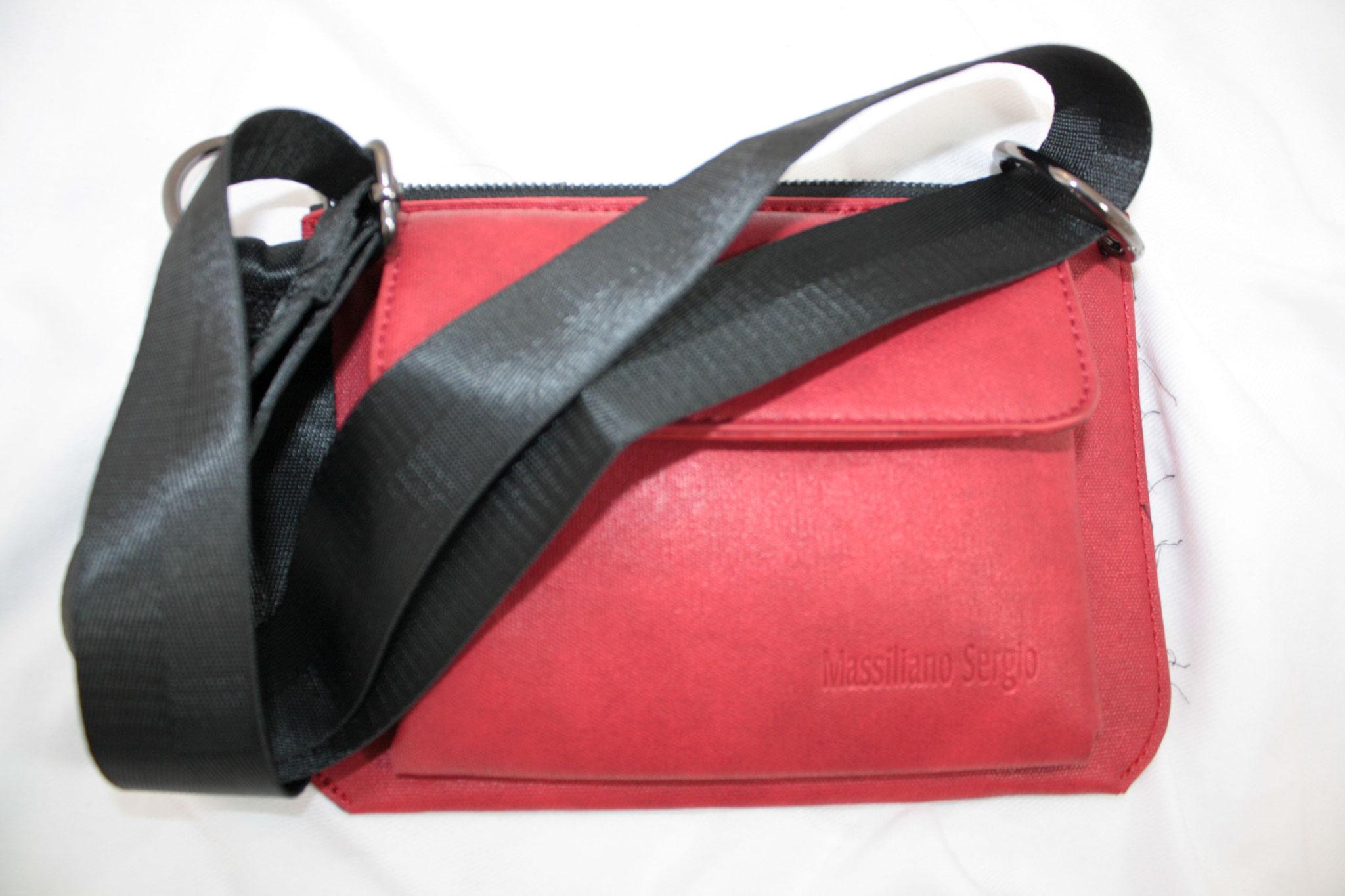 Tasche 113-T-049 rot