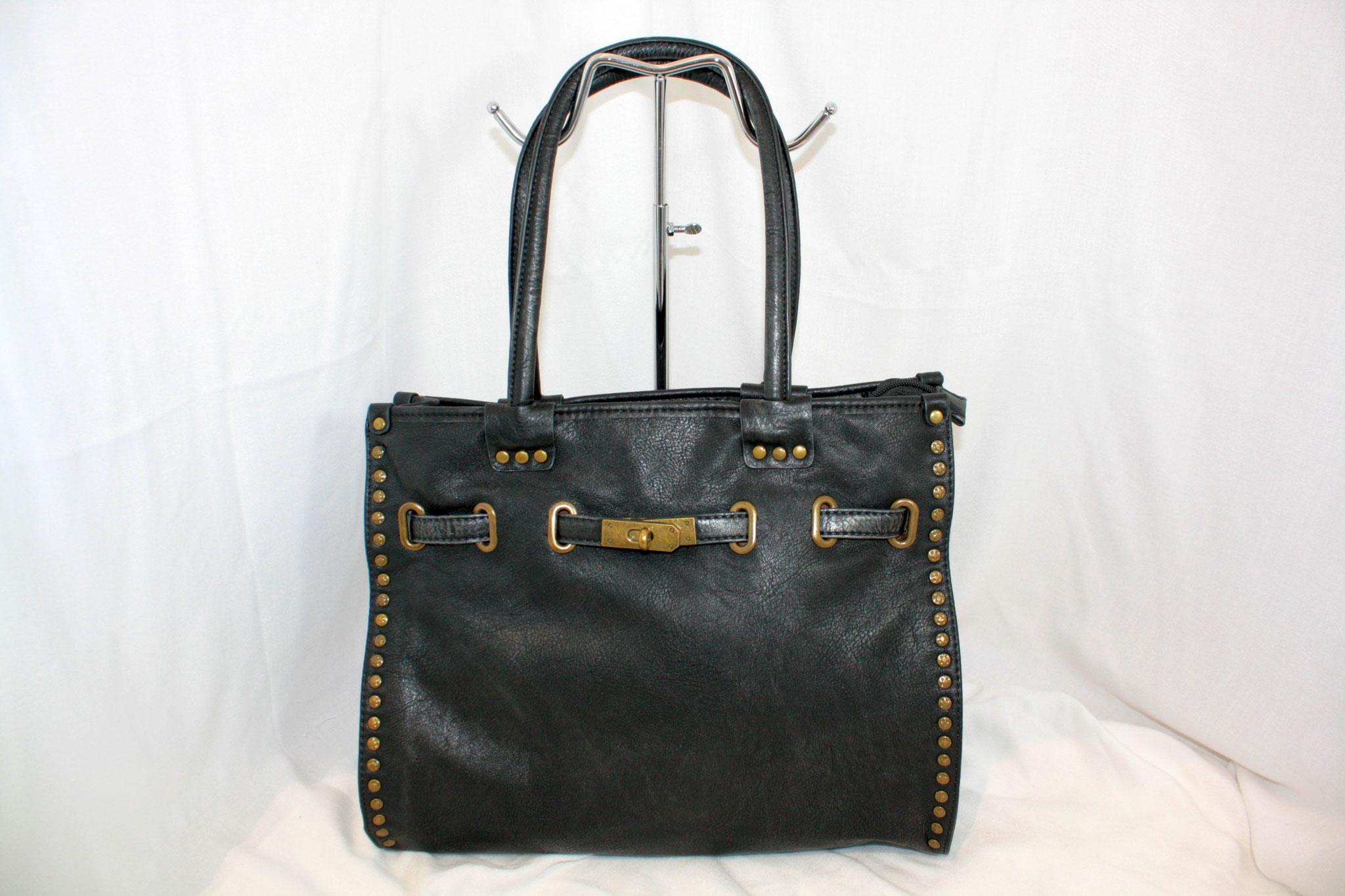 Tasche 123-T-046  schwarz
