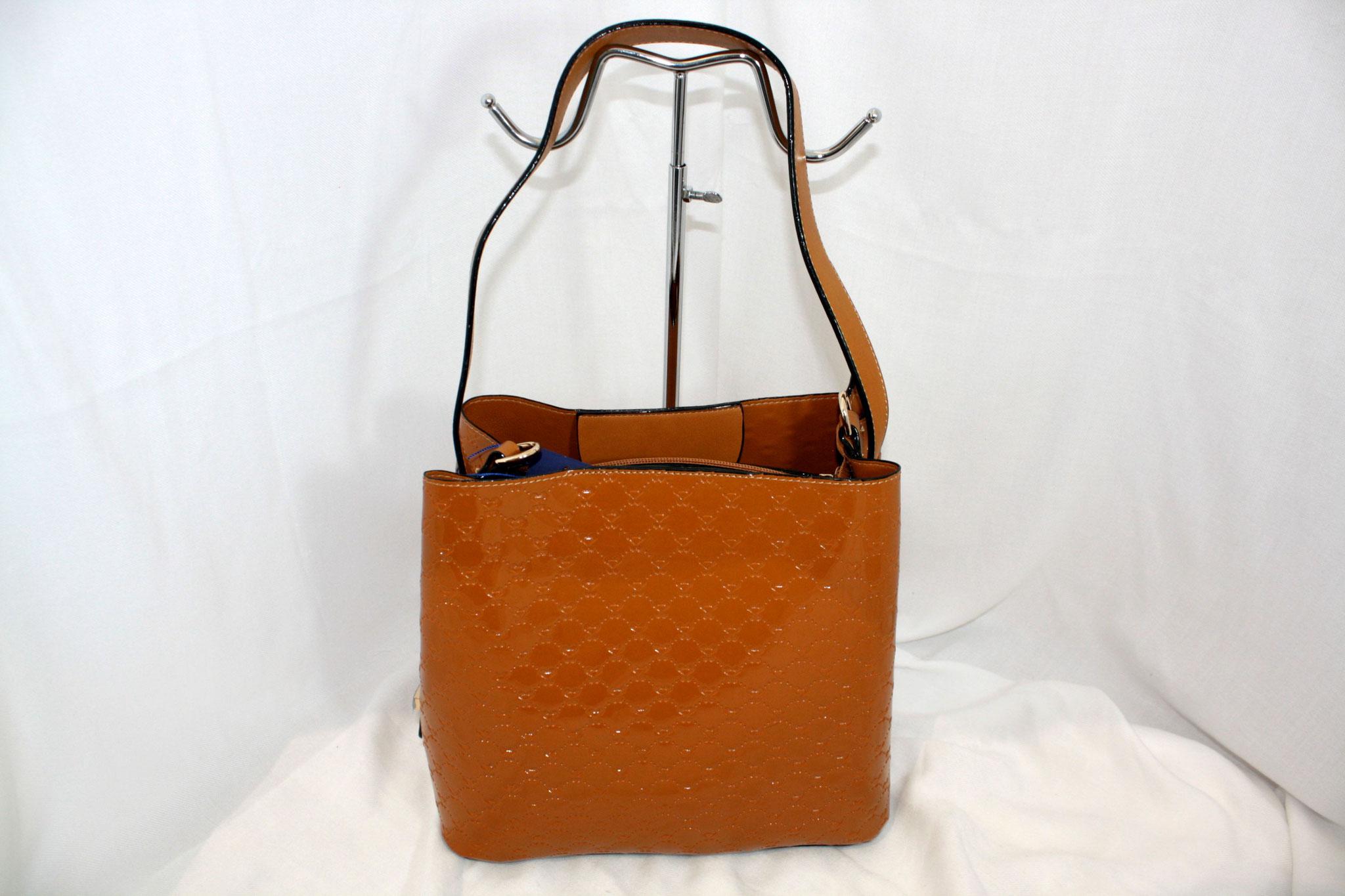 Tasche 119-T-048 braun