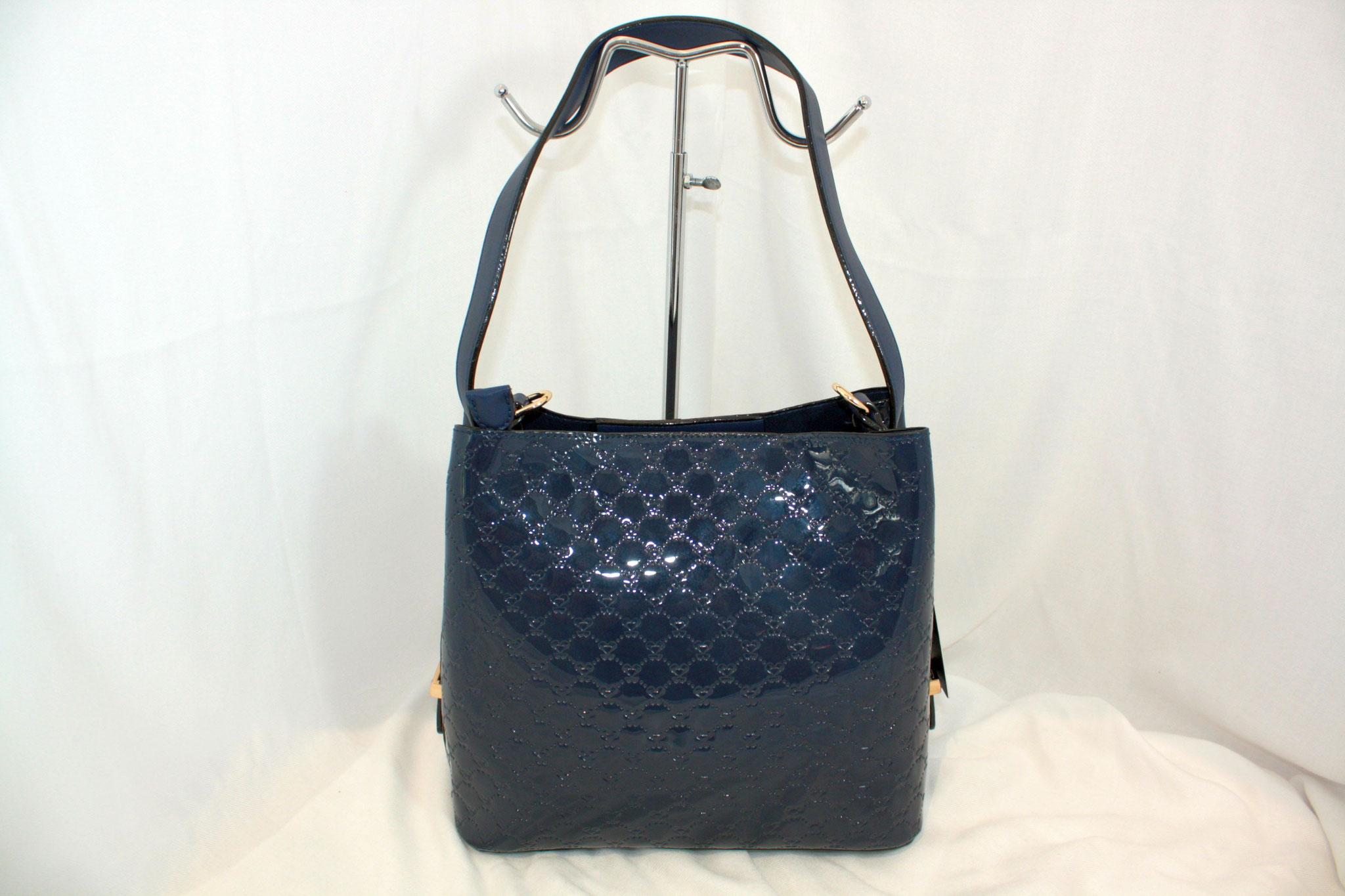 Tasche 119-T-048  blau