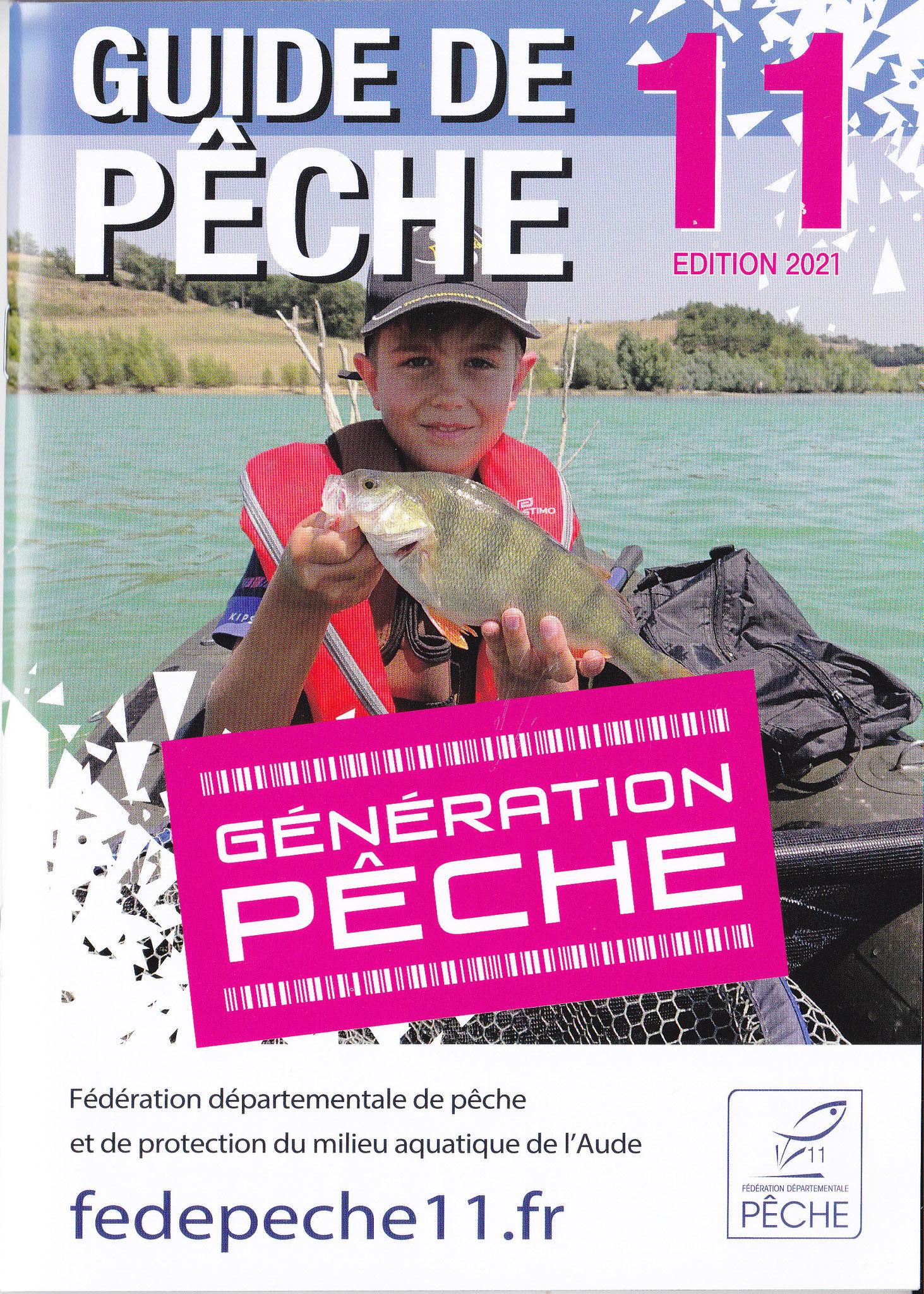 Guide de Pêche 2021