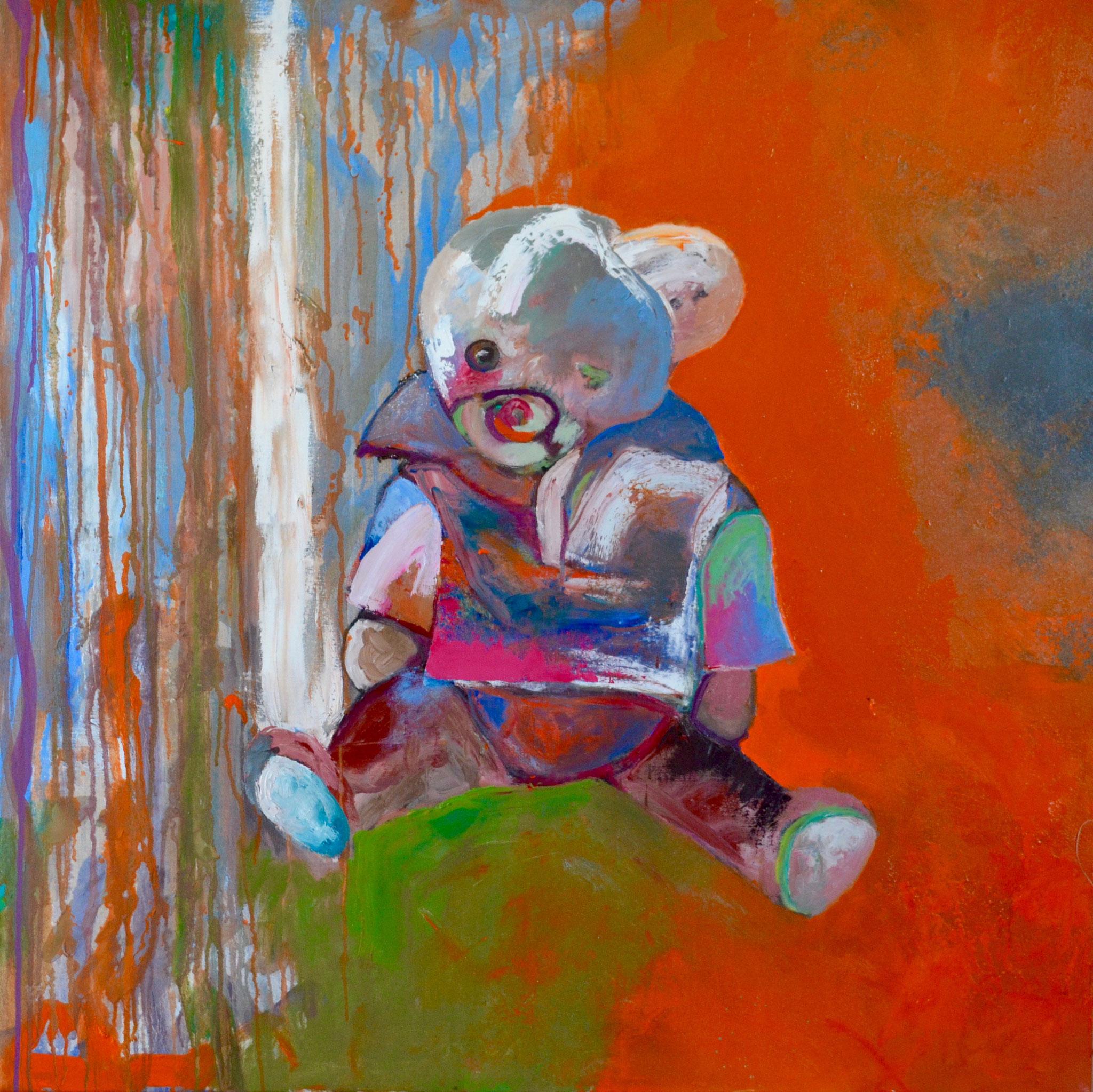 33 - Toile/canvas - 100 x 100 cm