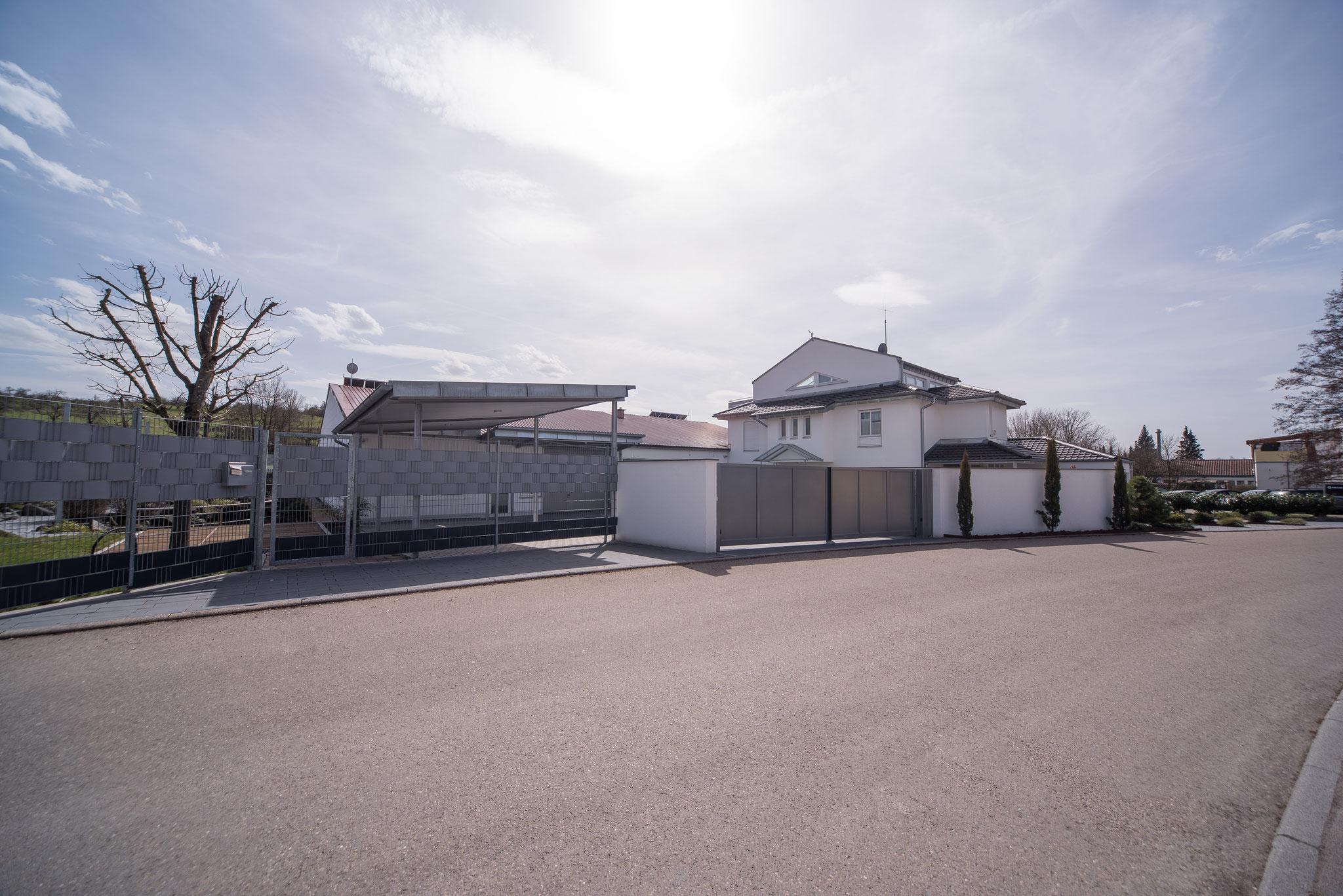 Sanierung Wohn- und Betriebsgebäude