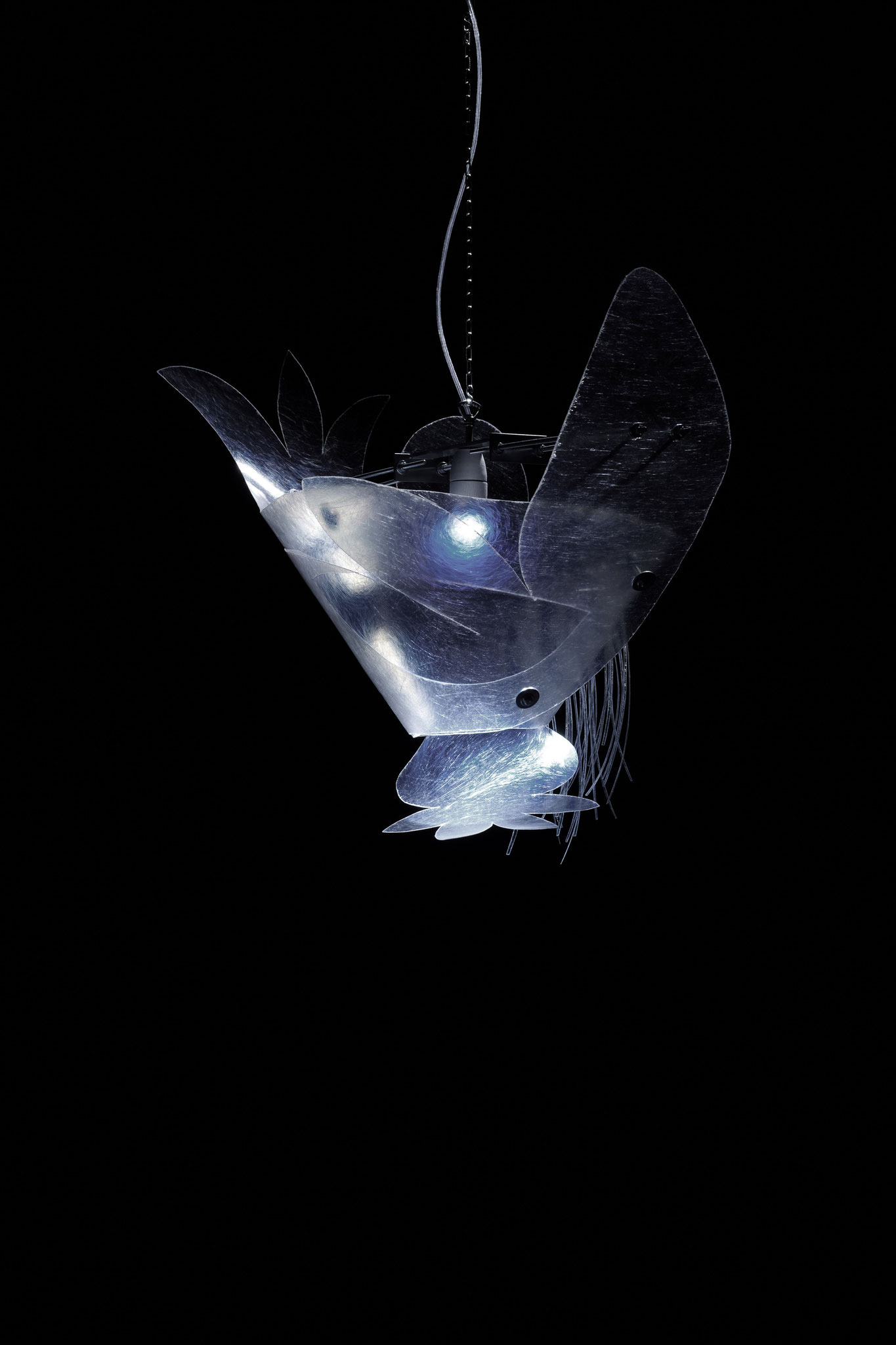Lichtbringer 05     Lightning - lampshade