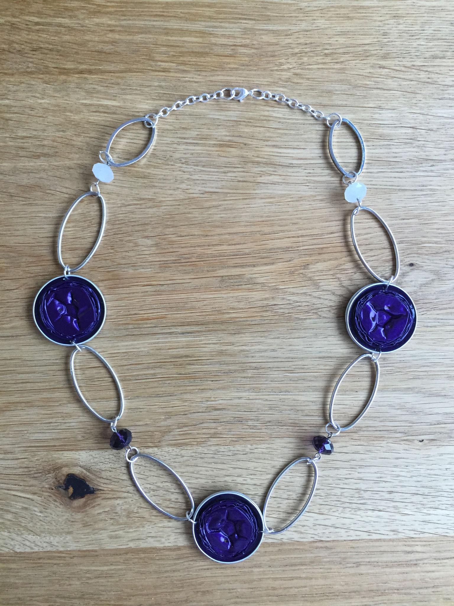 Gliederkette (violett)
