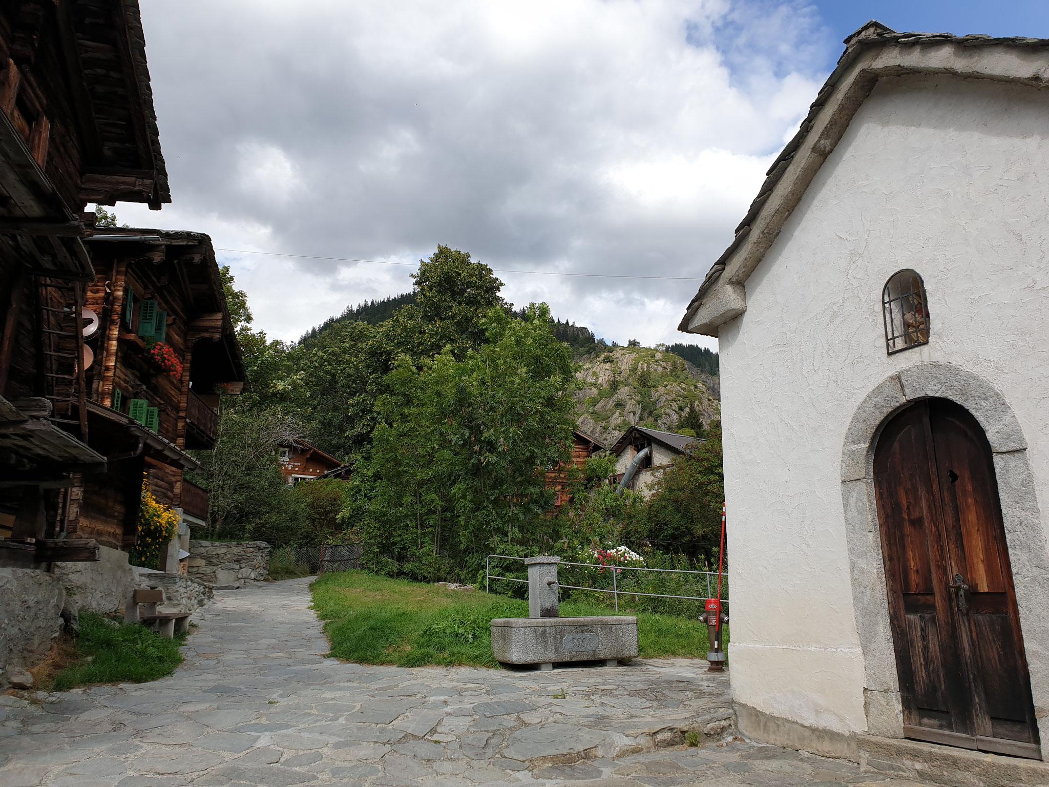 Kirche in Geimen