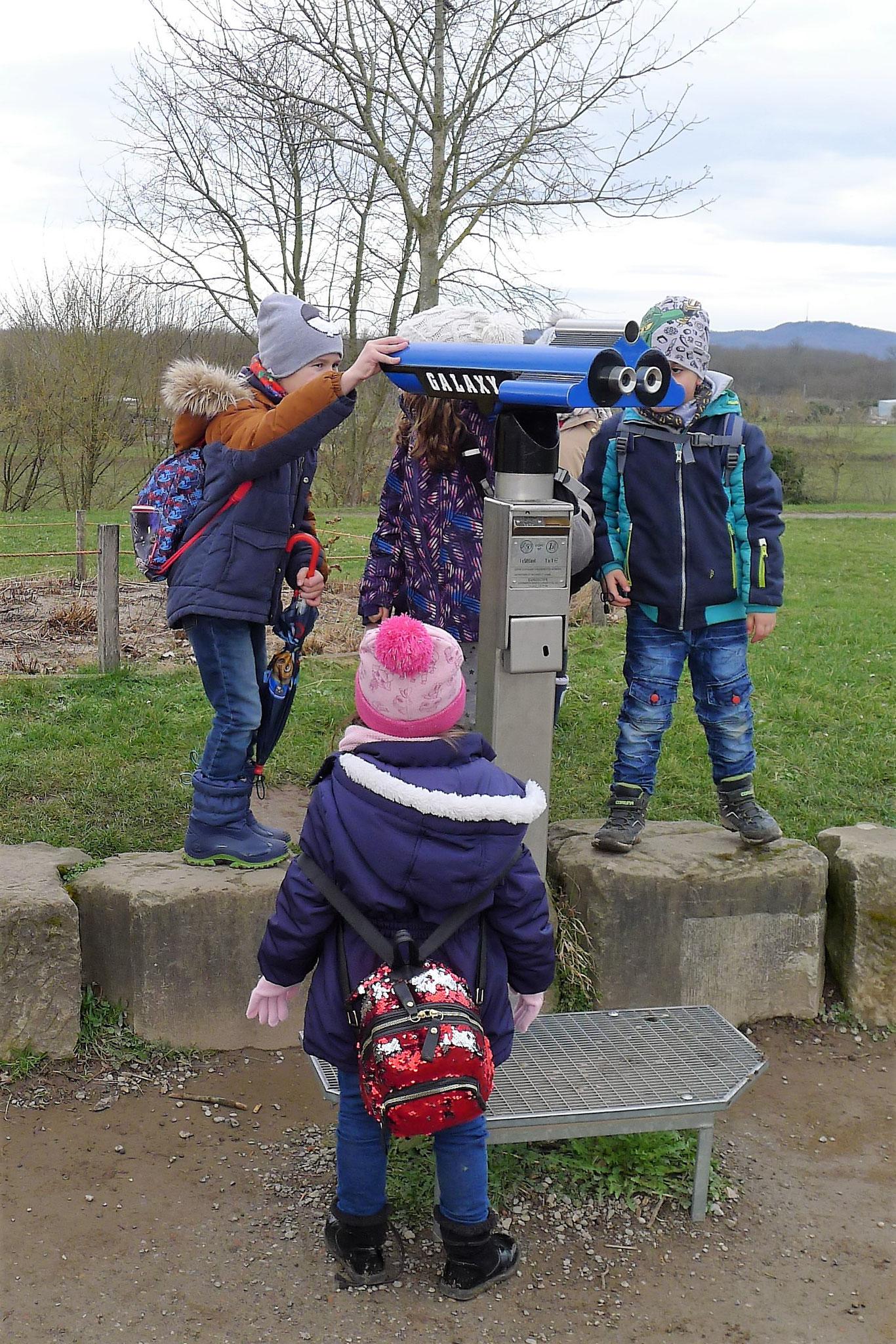 Schulausflug der HTS - Mundenhof am 13.02.2020
