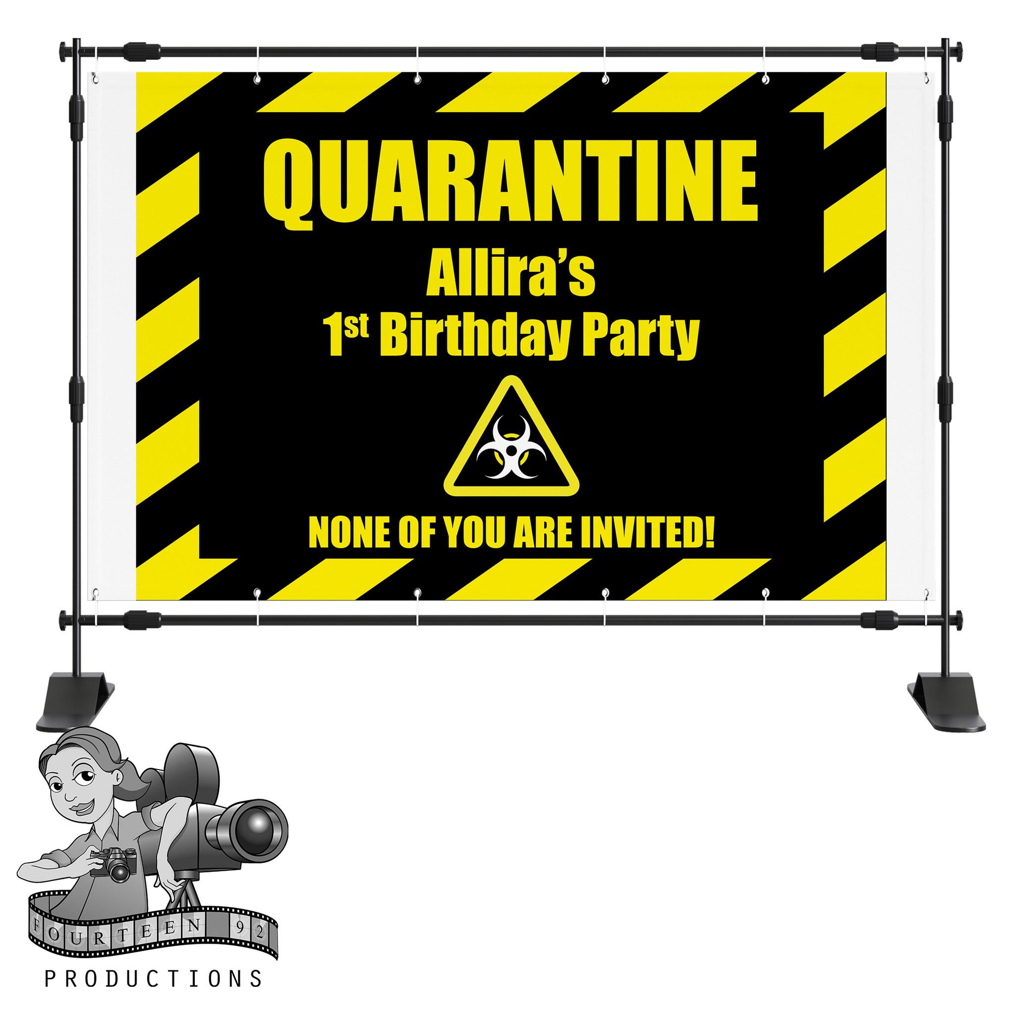 Quarantine/ISO