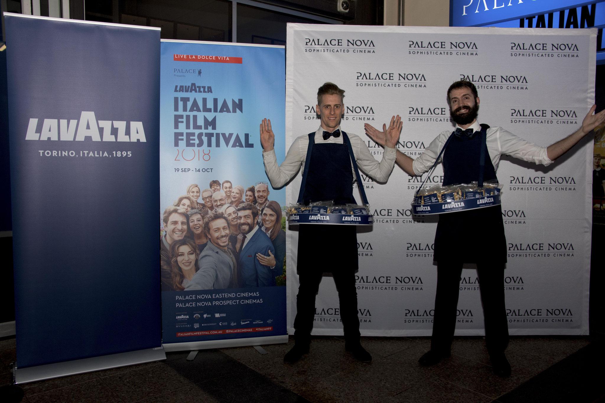 2018 Lavazza ItalianFilm Festival Opening Night