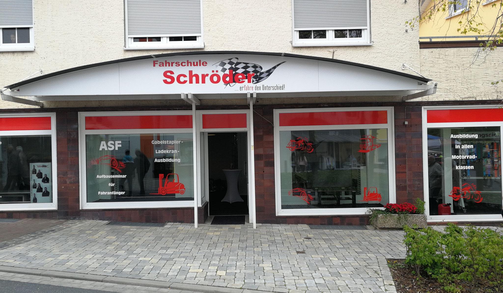 Eine weitere Geschäftsstelle unserer Fahrschule in Enger.