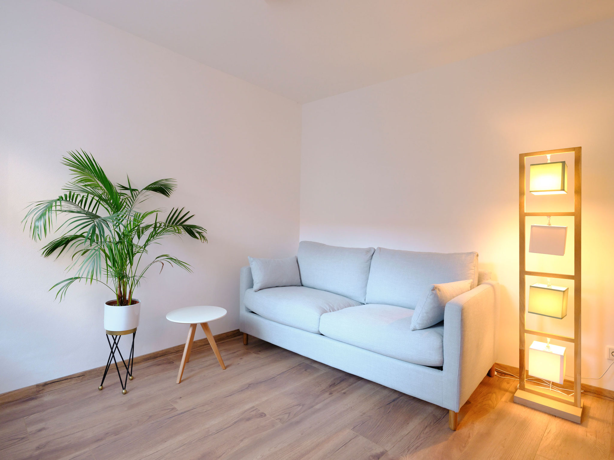 Zweites Schlafzimmer Apartment 1 (EG)