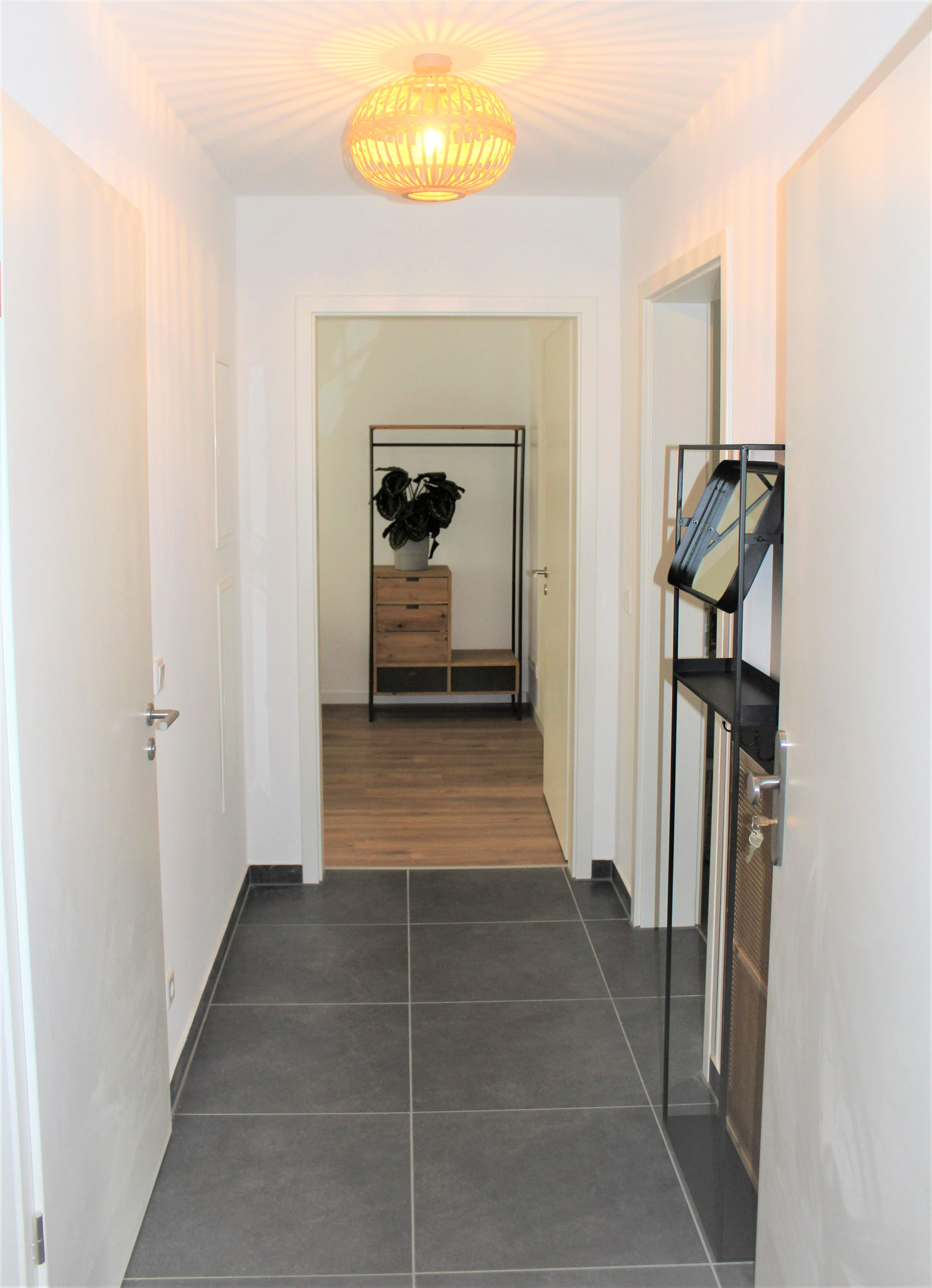Eingangsbereich Apartment 3