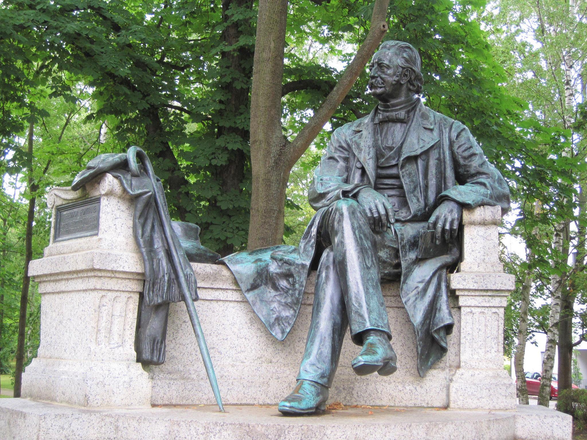 Theodor-Fontane-Denkmal