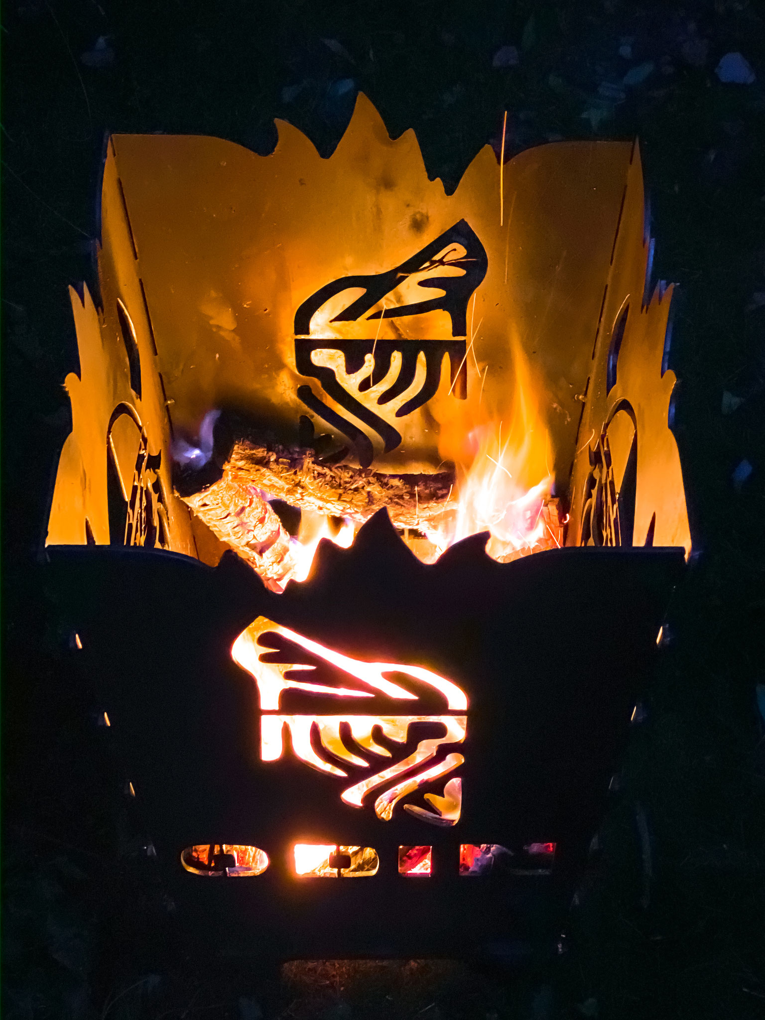 Feuerkorb Odin