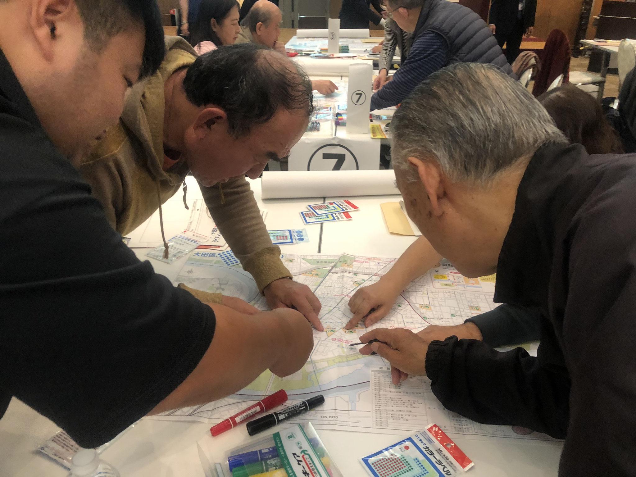大田区マンション居住者向け防災講習会