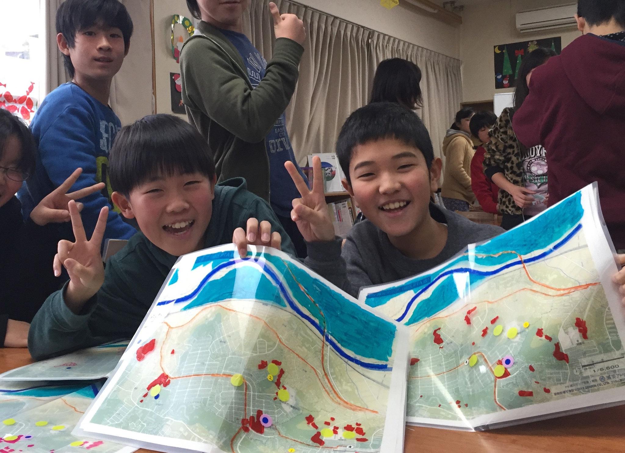 横浜市立東本郷小学校6年生