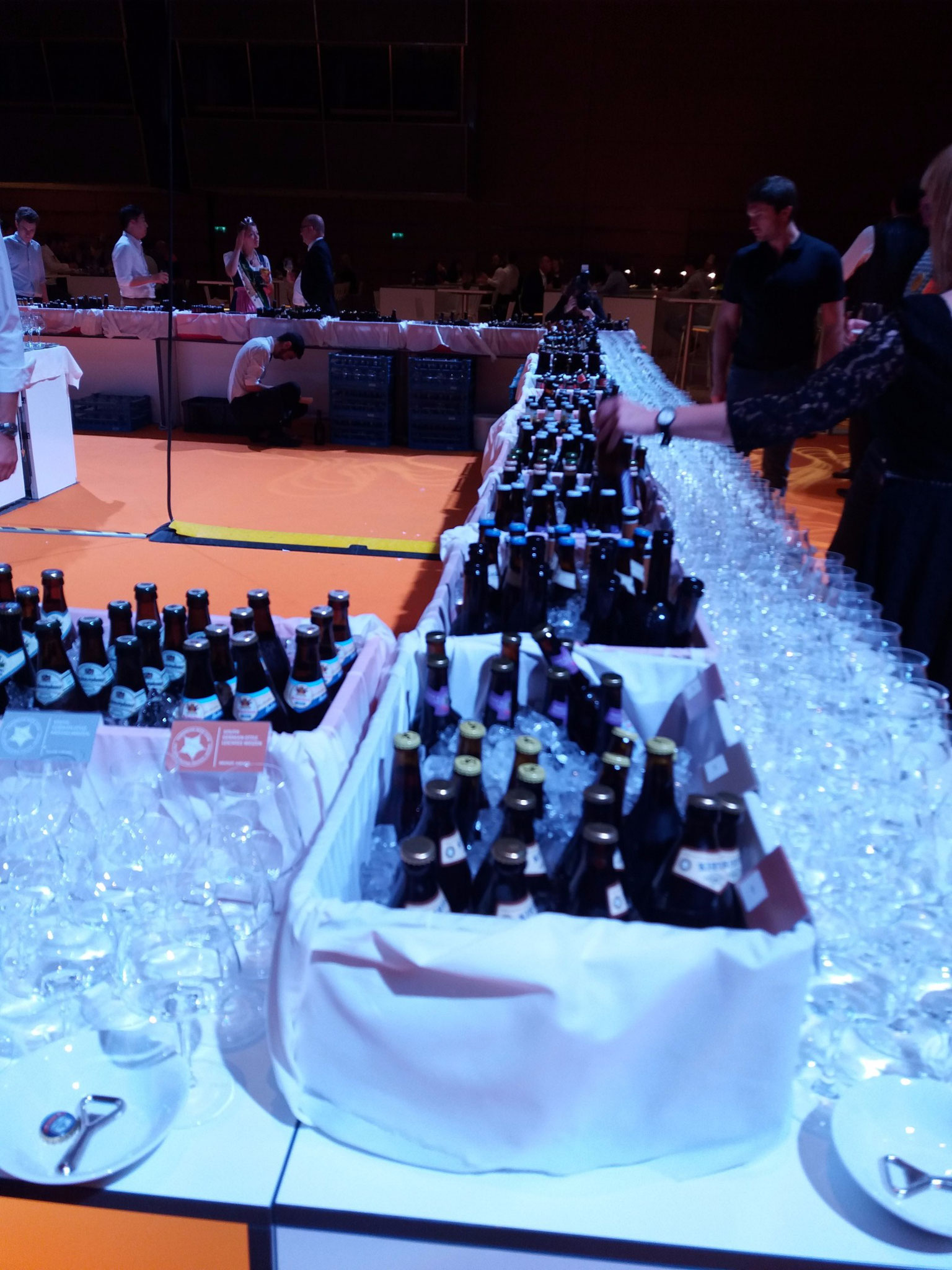 Who got the chance to be there, could try over 60 kinds of beers: all of them were somehow the winners!