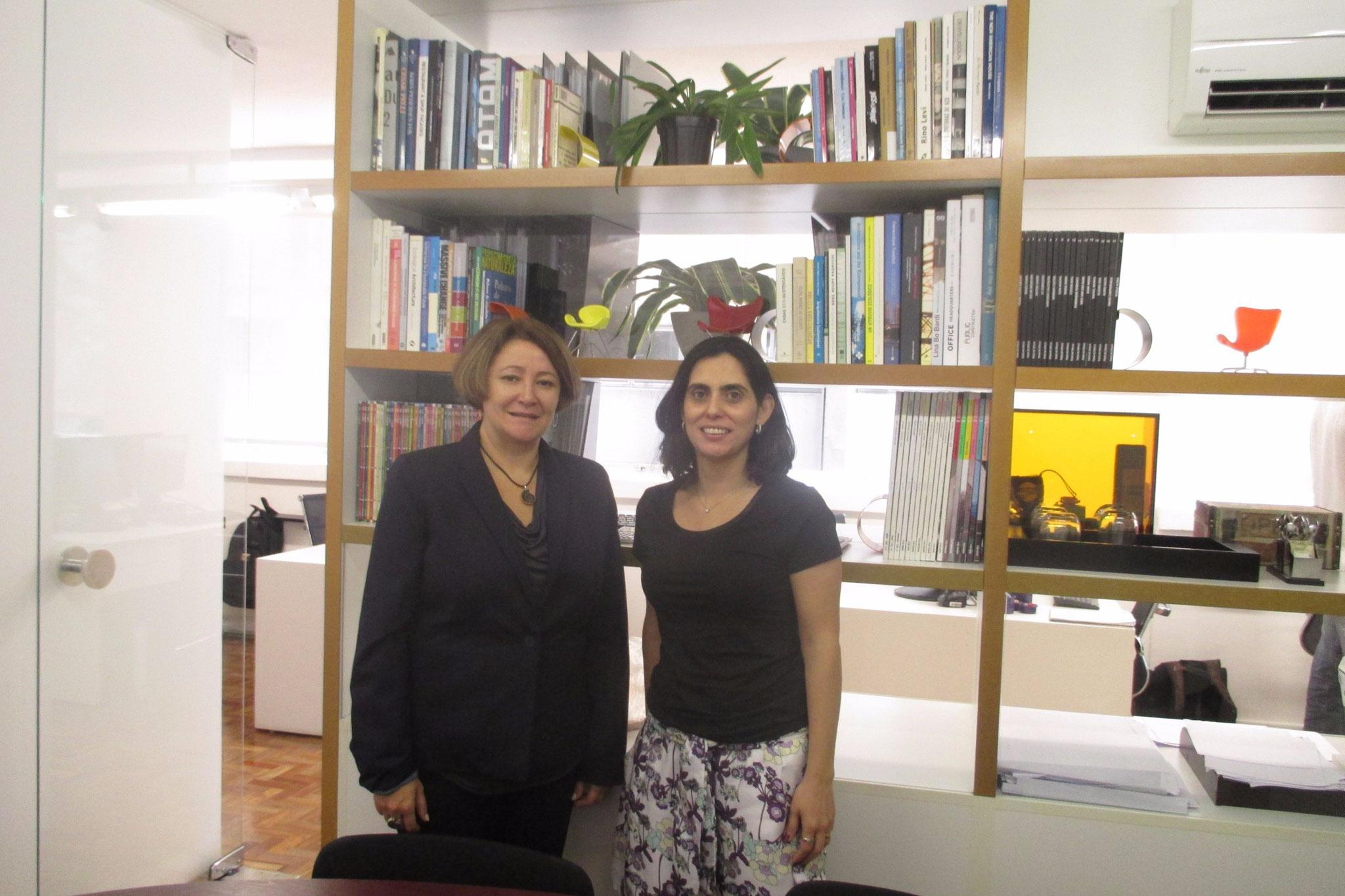 Visiting AsBEA Associação Brasileira dos Escritórios de Arquitetura in 2015, Sao Paulo, Brazil.