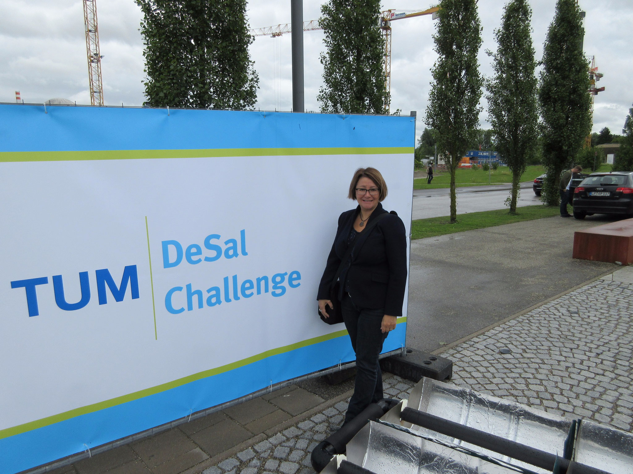 TUM DeSal Challenge 2016, the competition on renewable seawater desalination of Technische Universität München!