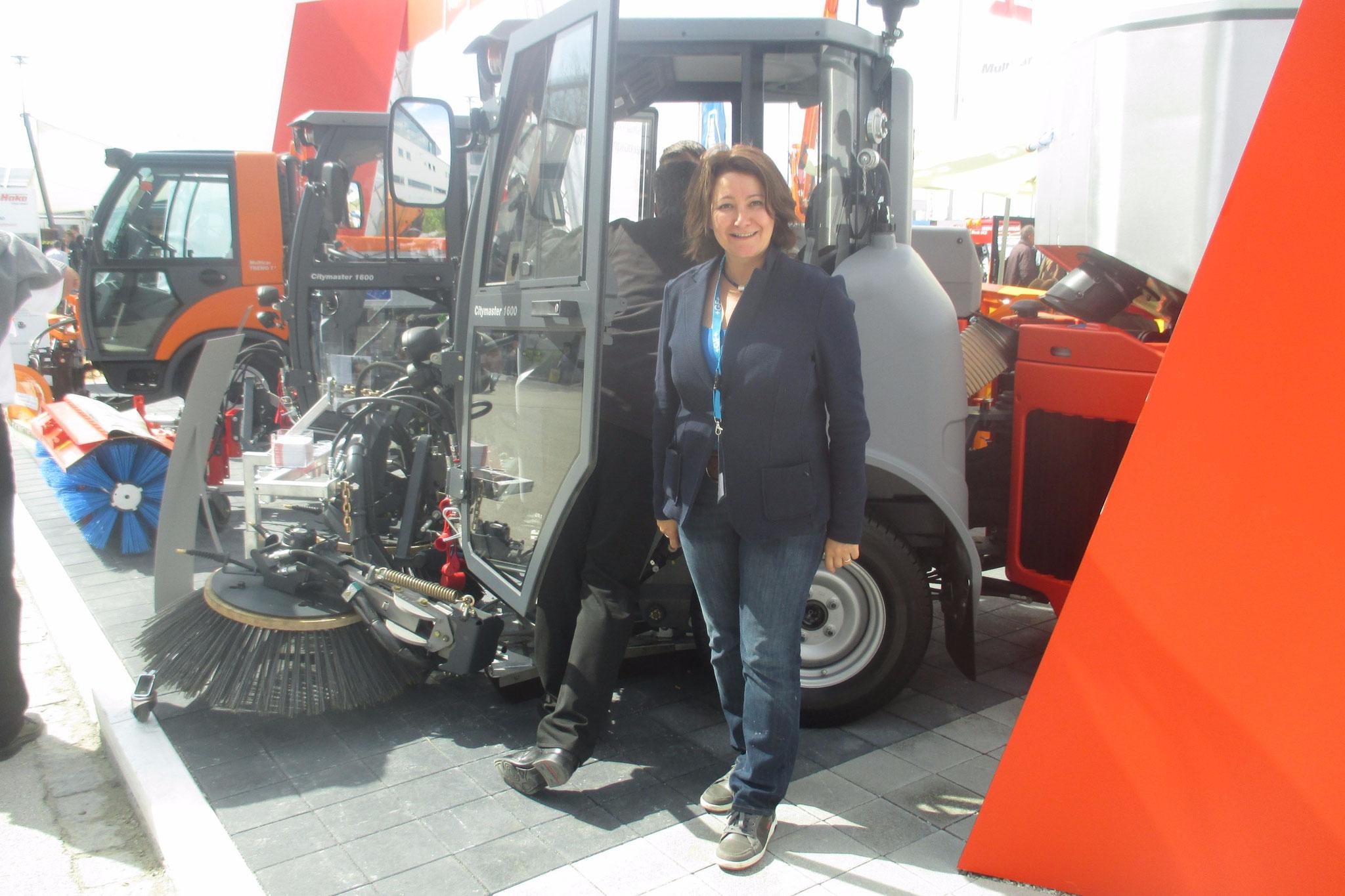 Visiting IFAT2014!