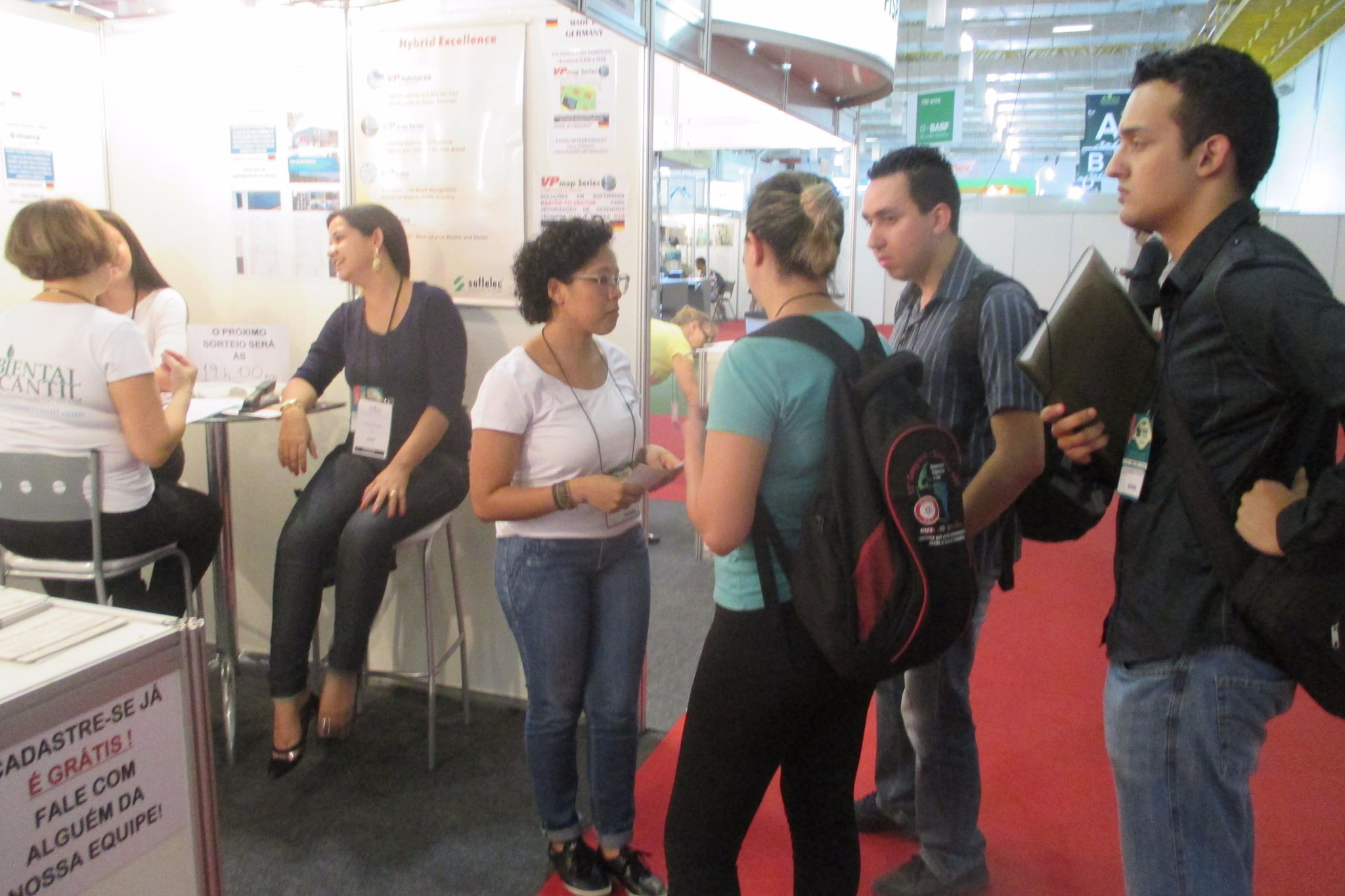 Exhibiting at FIMAI ECOMONDO in Sao Paulo, Brazil!