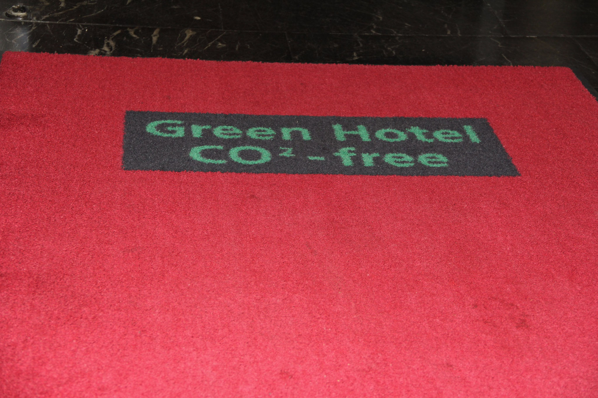 "http://www.hotel-victoria.de has been certified according to EMAS and implement the concept of a ""Green Hotel""!"