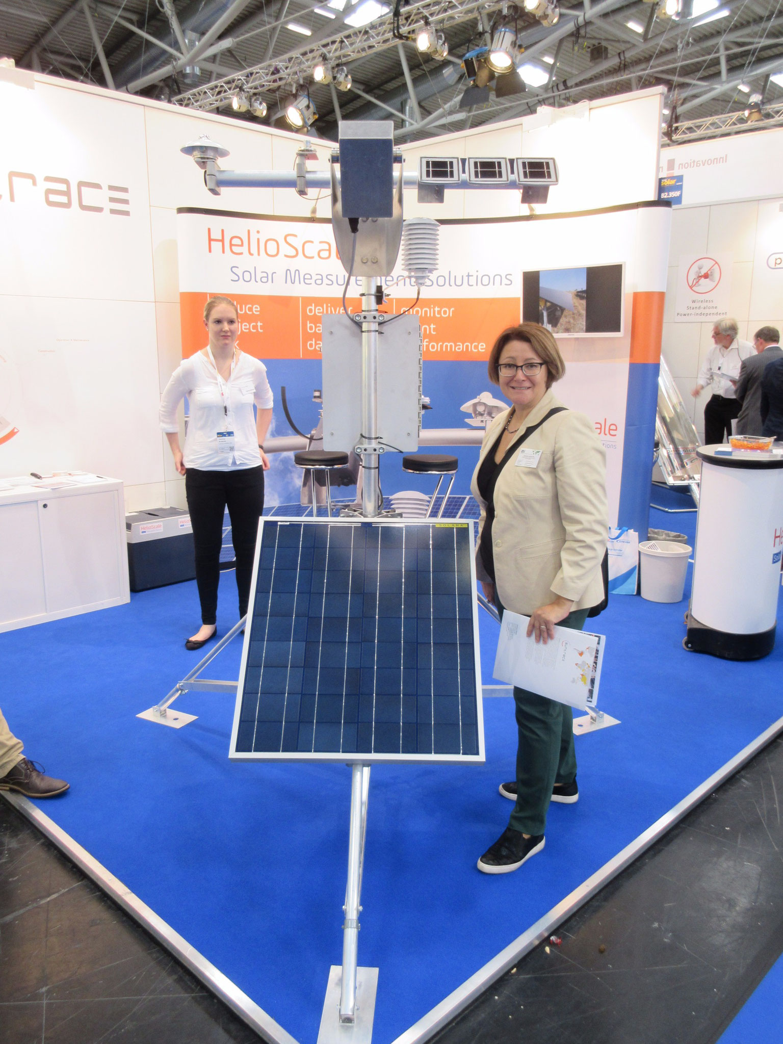 Visiting INTERSOLAR Munich 2016!