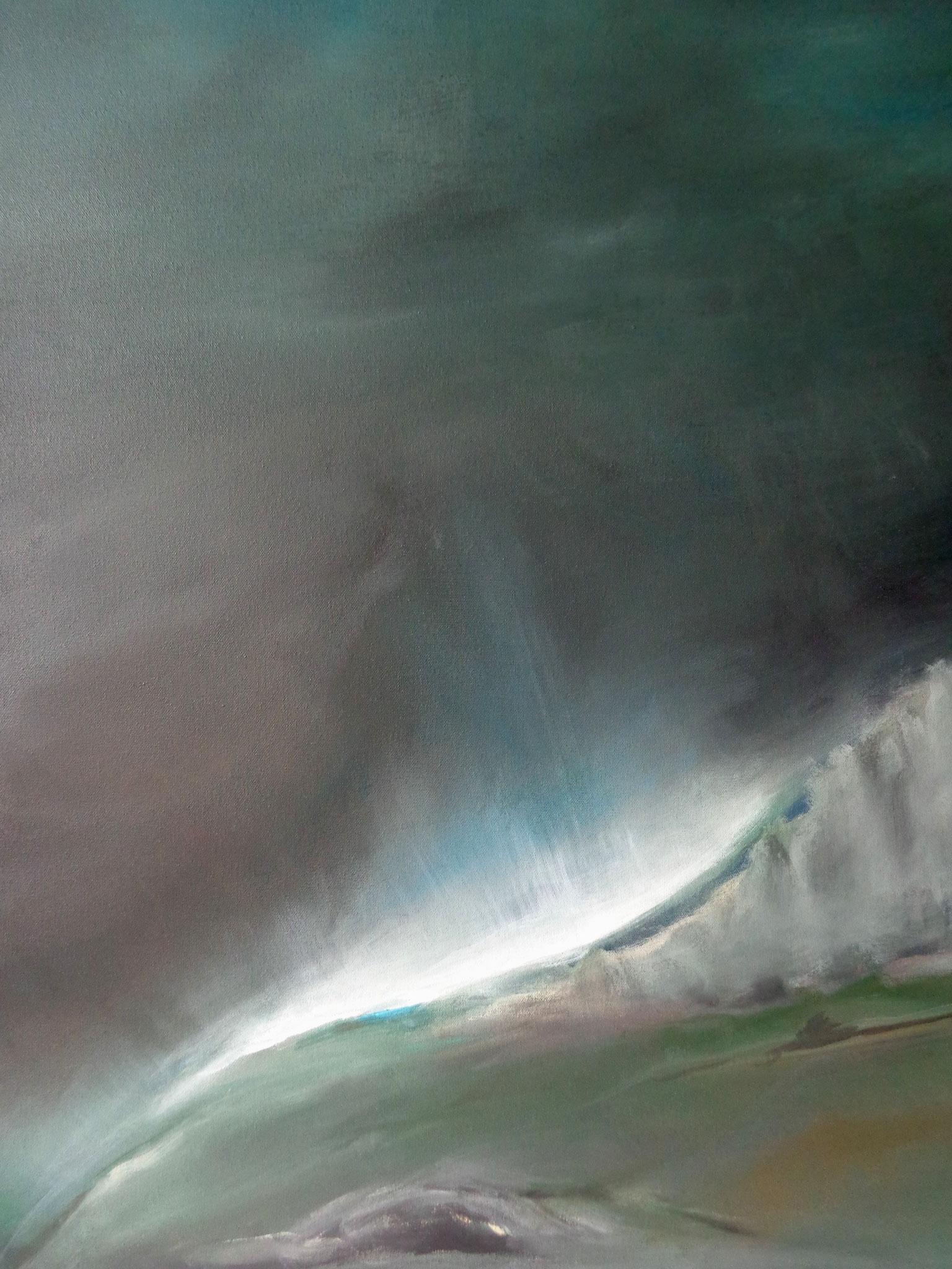 Bild 9  80 x 60 cm  Acryl auf Leinwand