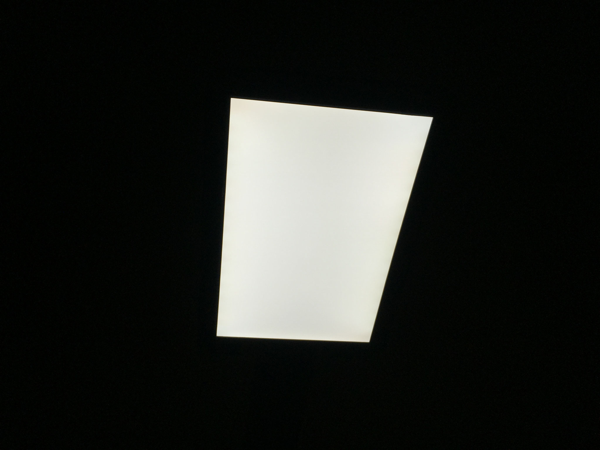 Leuchtfläche von 10x16cm