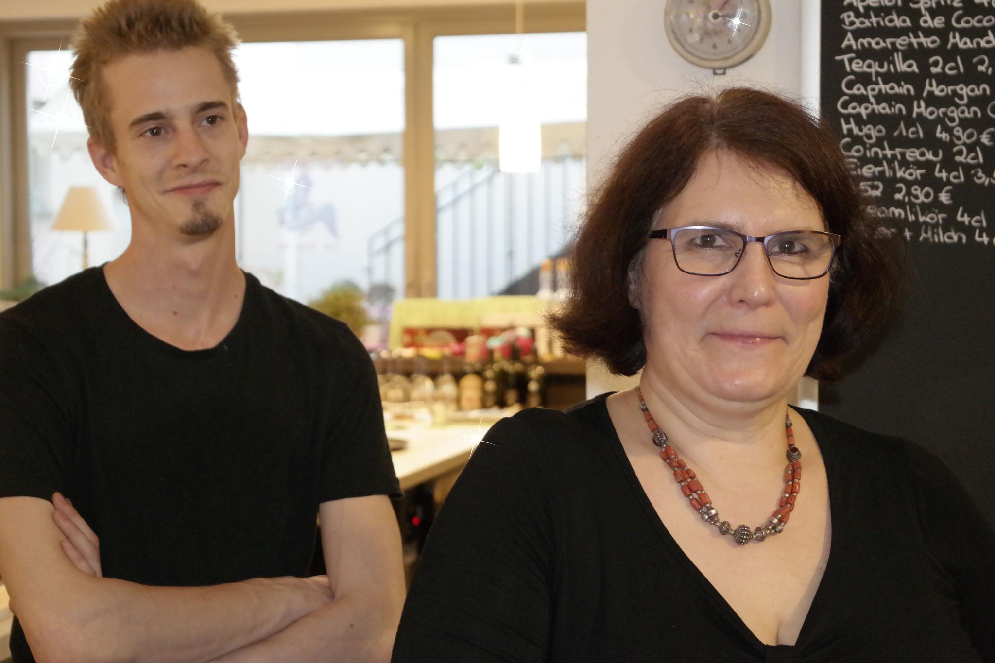 Für das leibliche Wohl sorgte das Team vom Café Lurelei