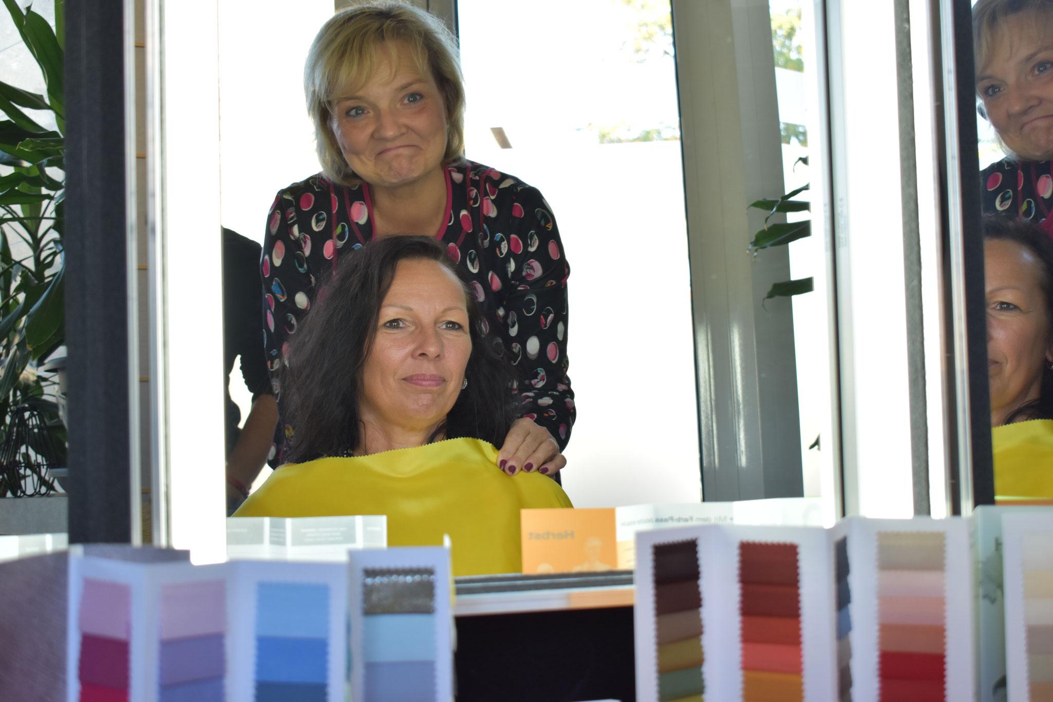 Simone Jähner zeigt uns, was Farben mit uns machen