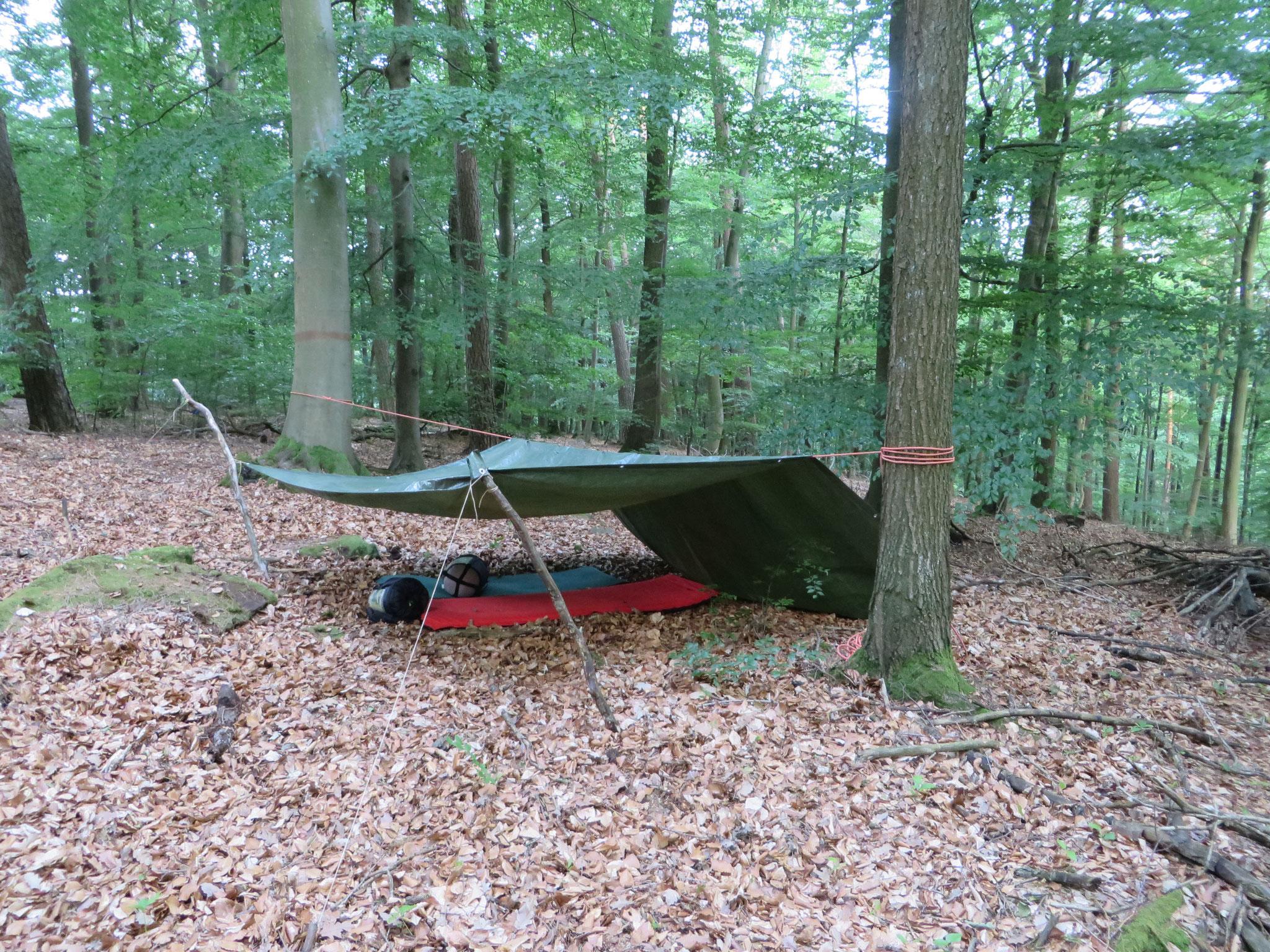 Eine weitere schöne Unterkunft nahe der Quelle.