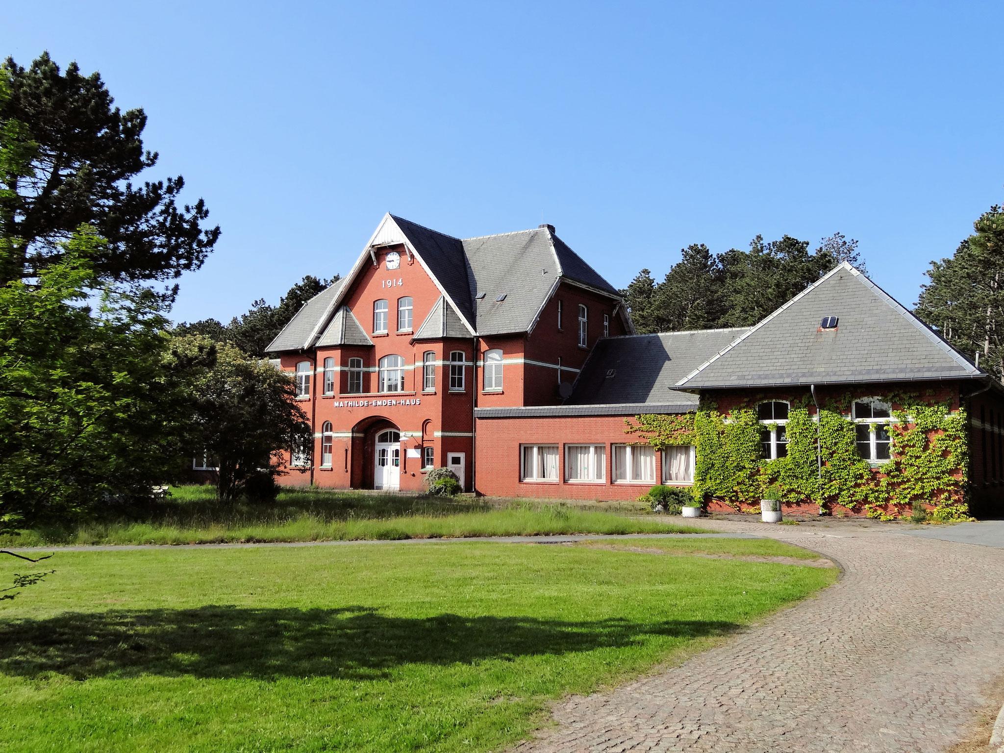 Mathilde Emden Haus