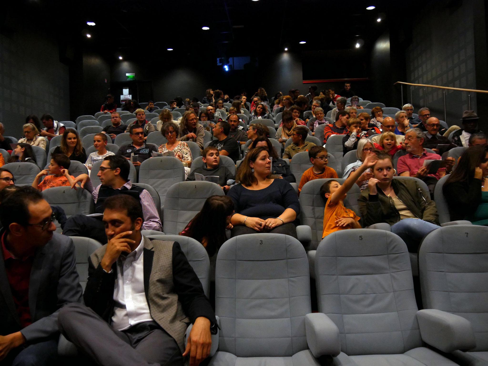 Cérémonie d'ouverture de Festimaj du 1er Juin 2018
