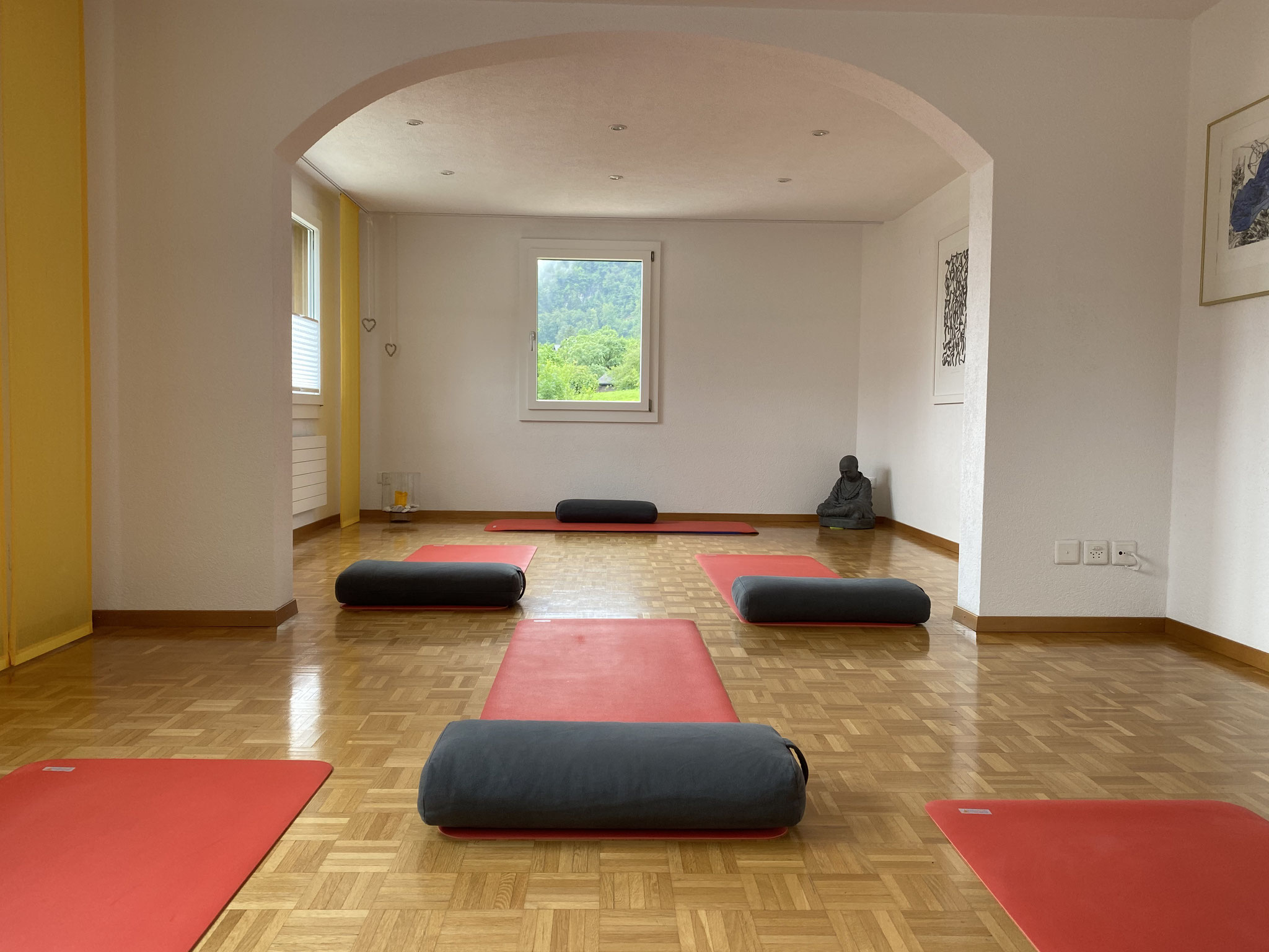 Yoga am Bach - Gersau