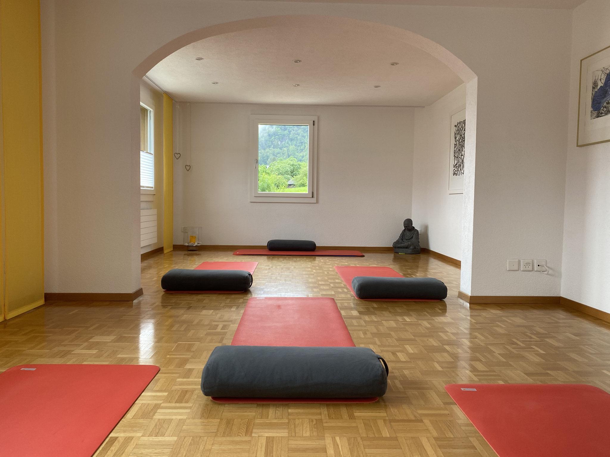 Yoga am Bach - Gersau