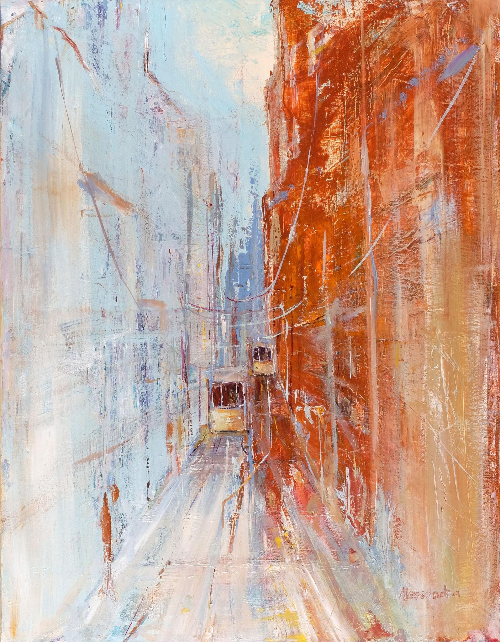Lisbon 80x60 cm