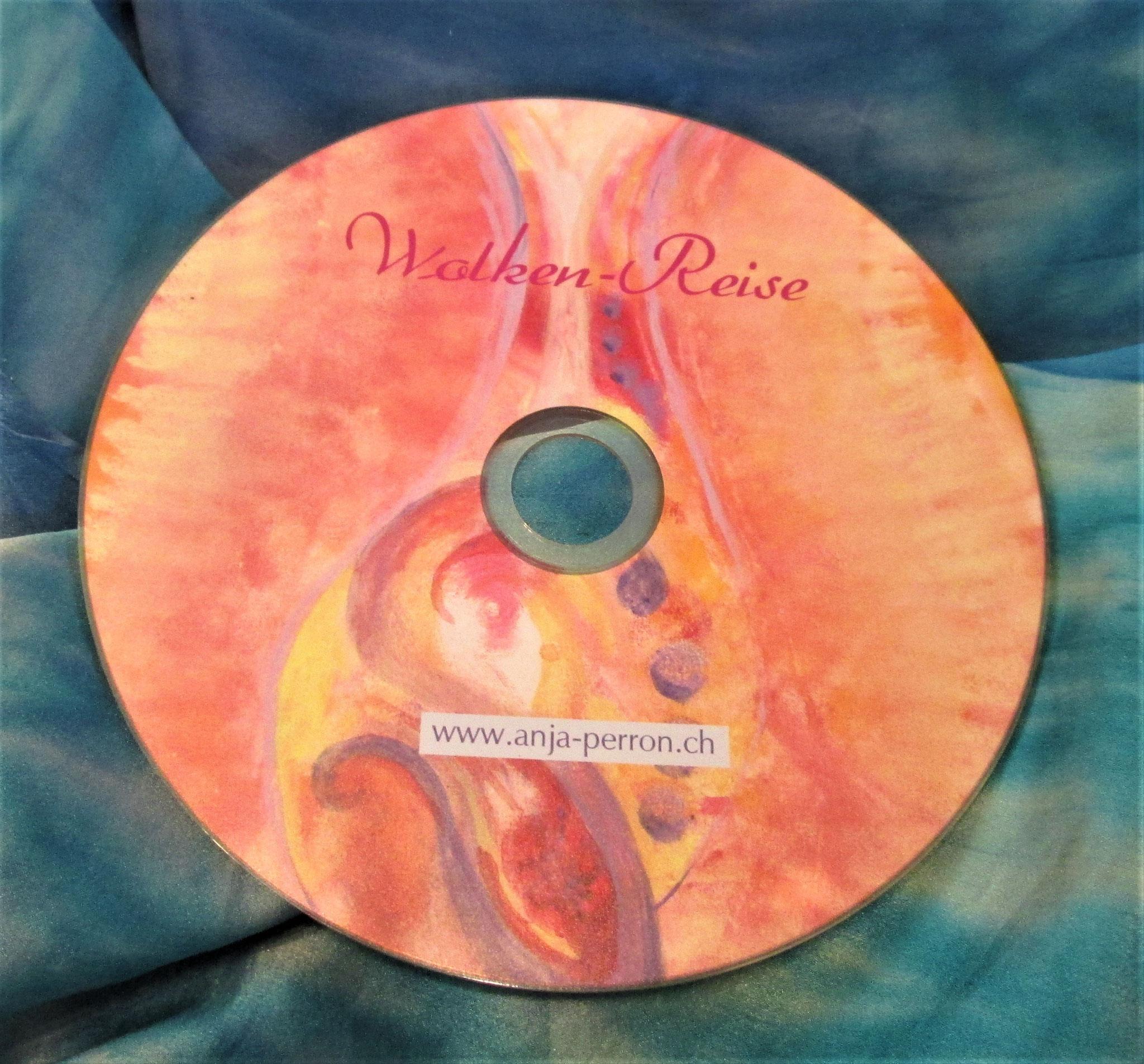 CD: Wolken-Reise zum Annehmen der Gefühle