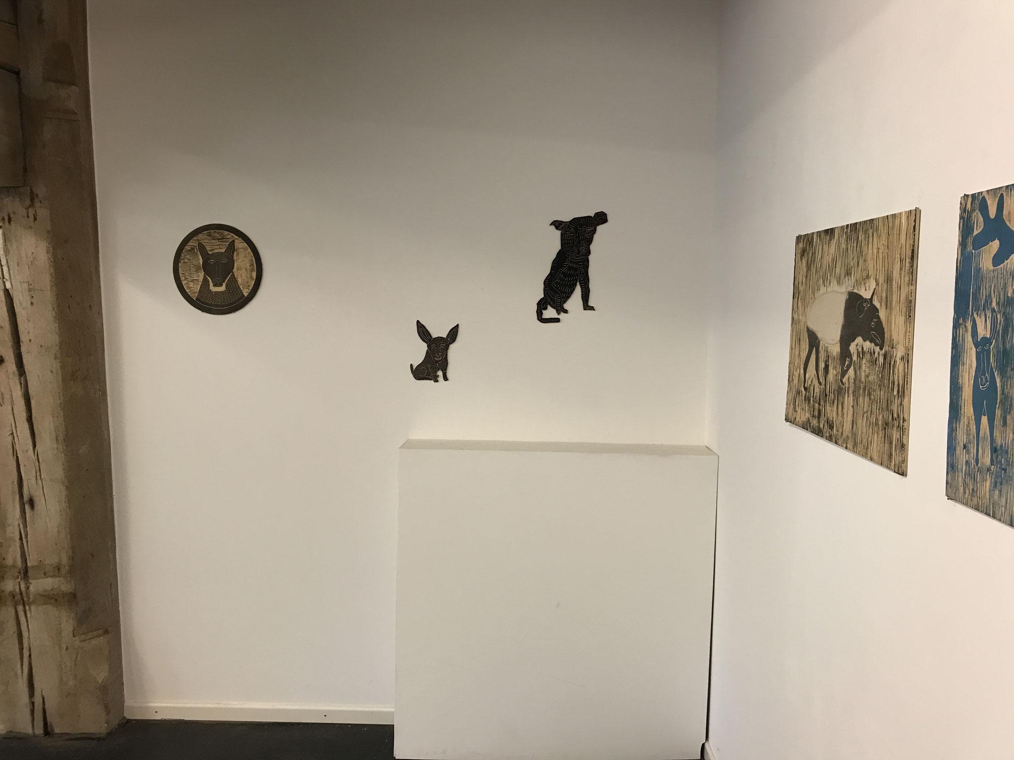 Kurt Sennebogen Atelier Kunst inklusiv