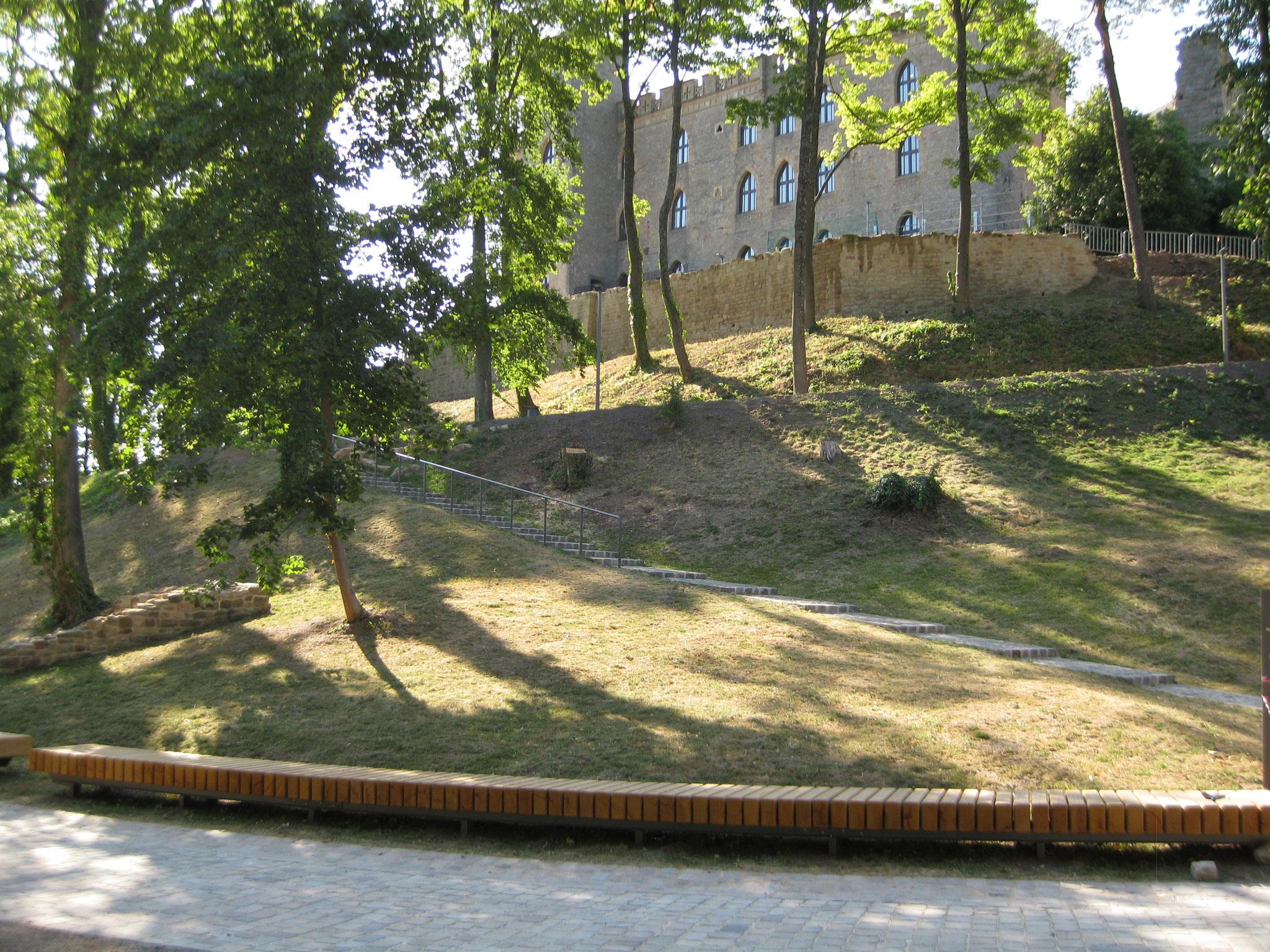 Hambacher Schlossgarten