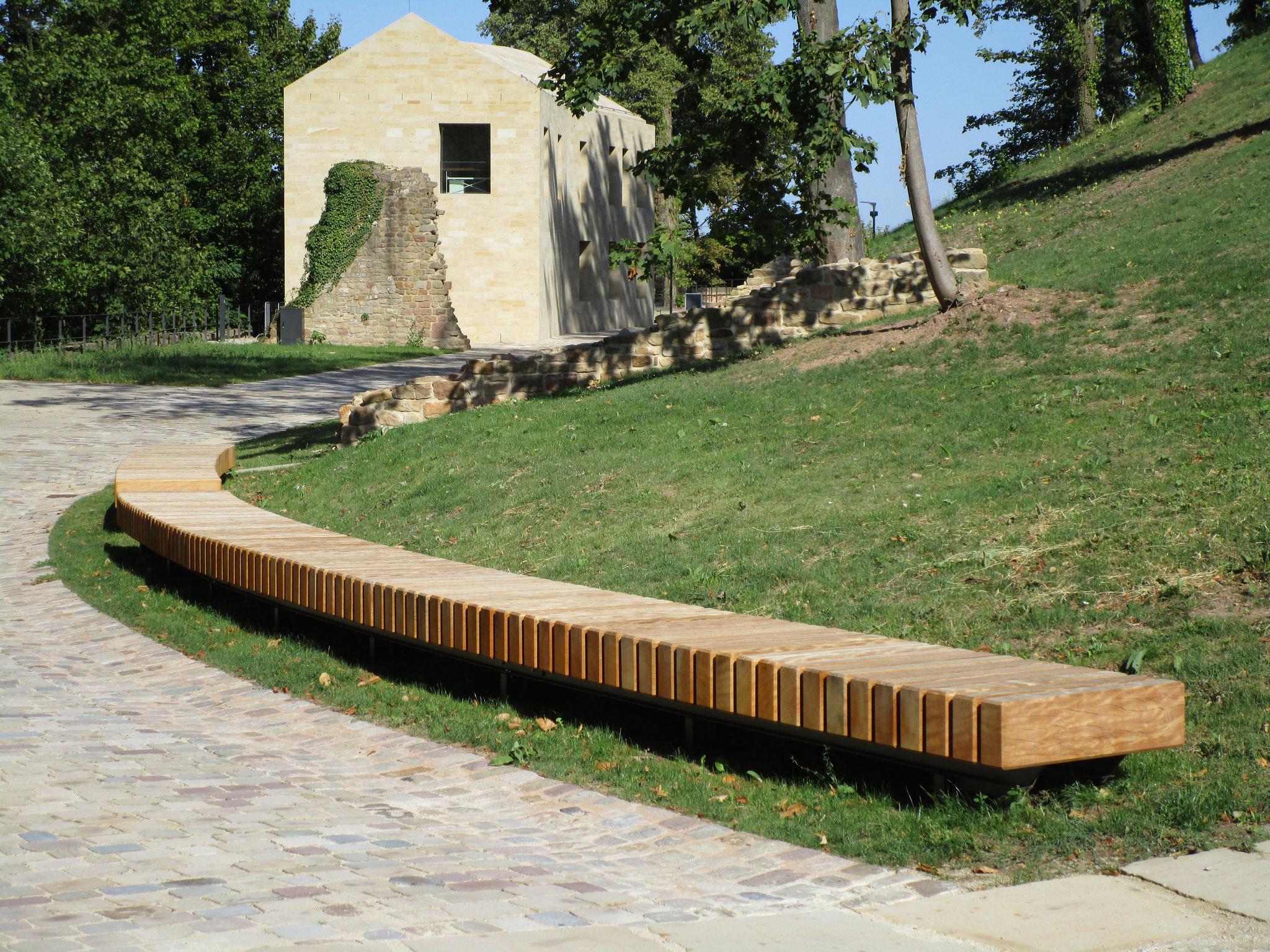 Hambacher Schlossgarten - LOMA