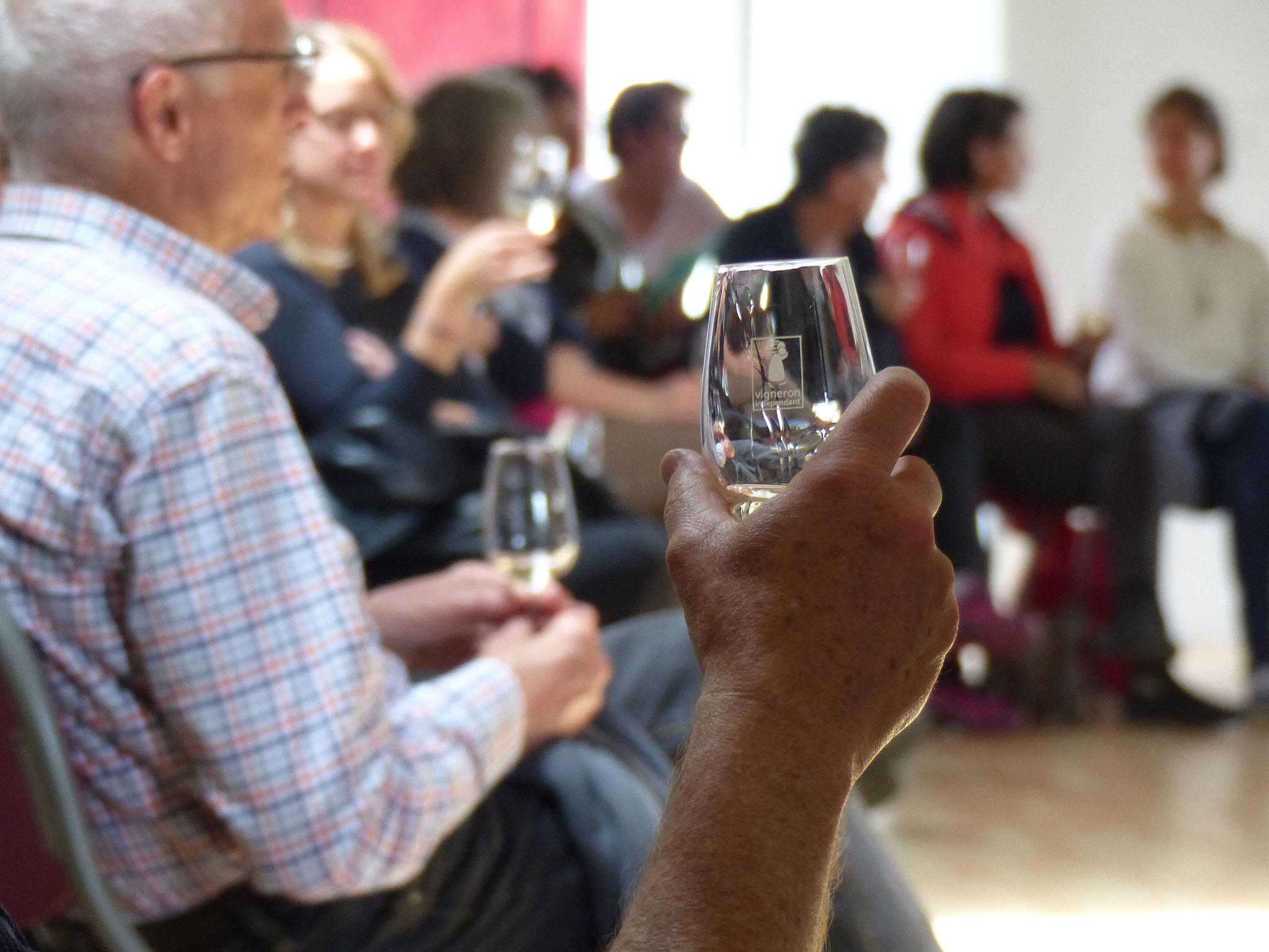 Visite et dégustation au Musée de la vigne et du vin d'Anjou