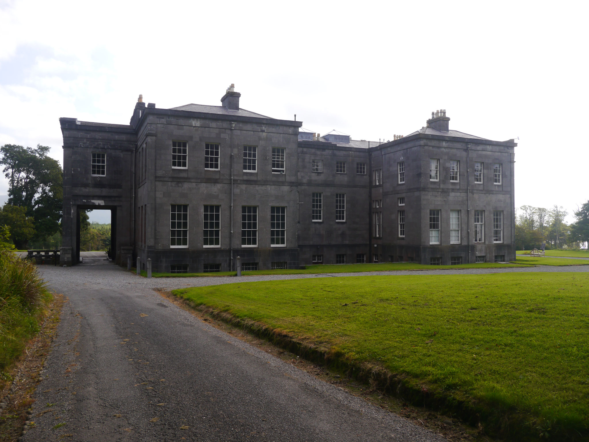 Lissadell House, Sligo. 2015