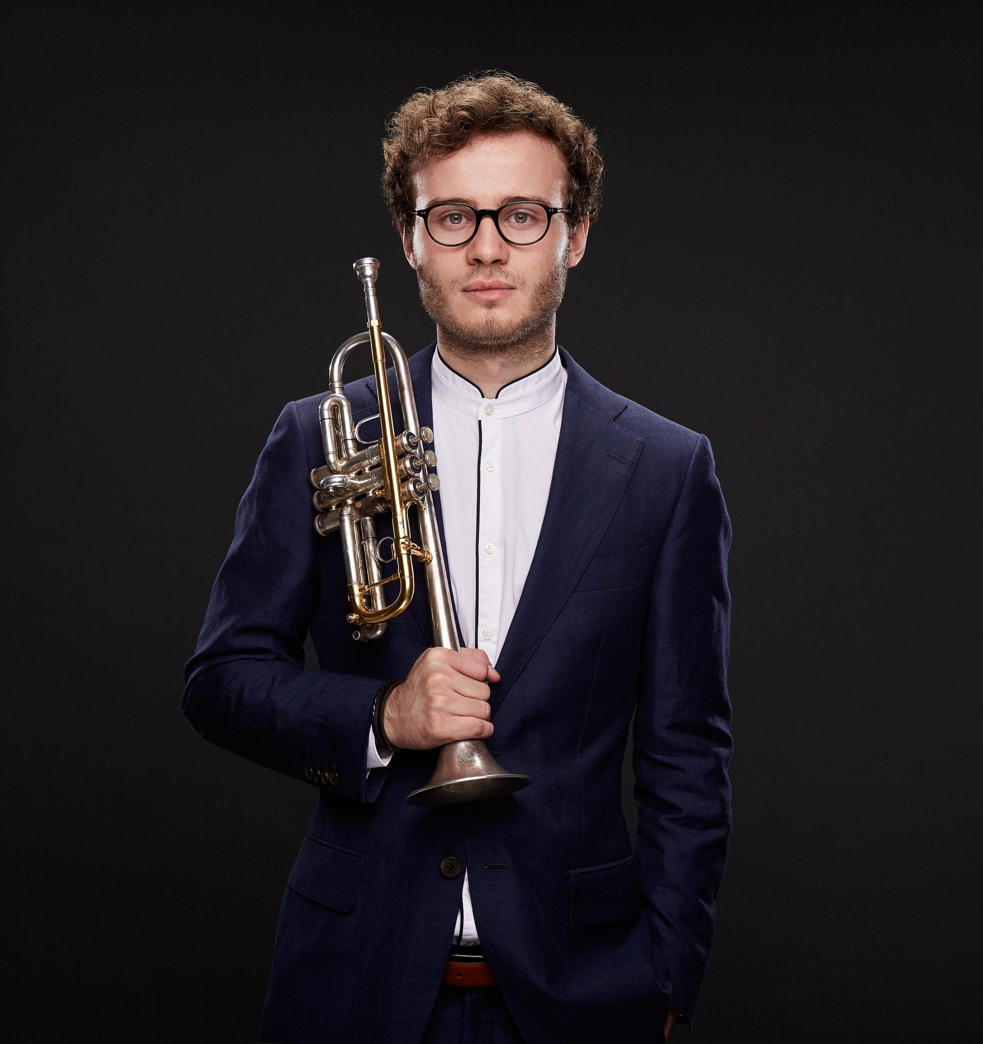 Simon Höfele © Sebastian Heck