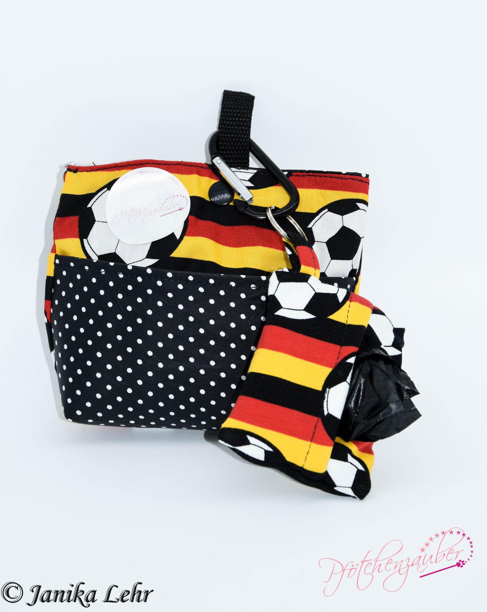 NEUES DESIGN - mit Außentasche