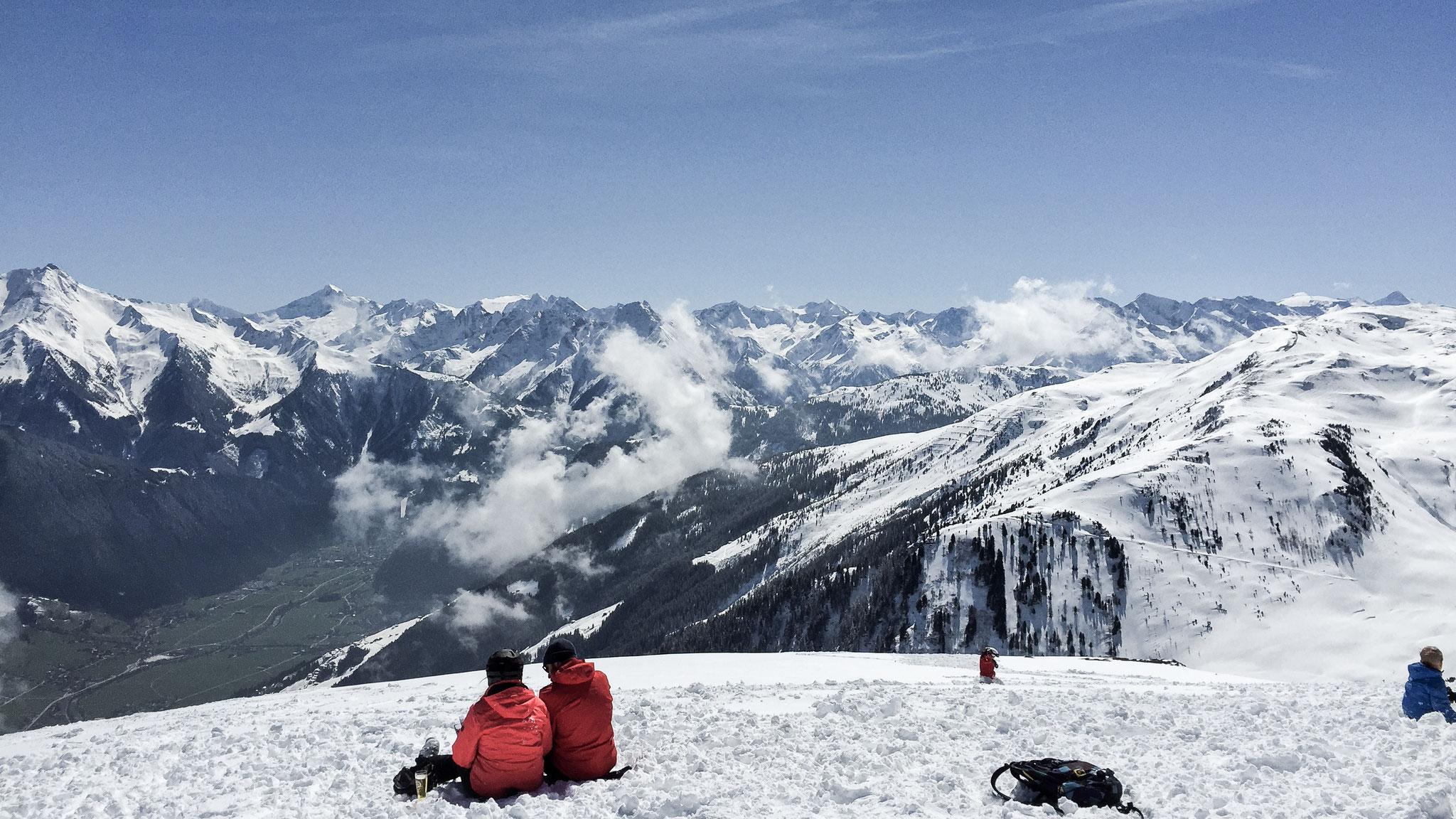 Skigebiet Hochzillertal